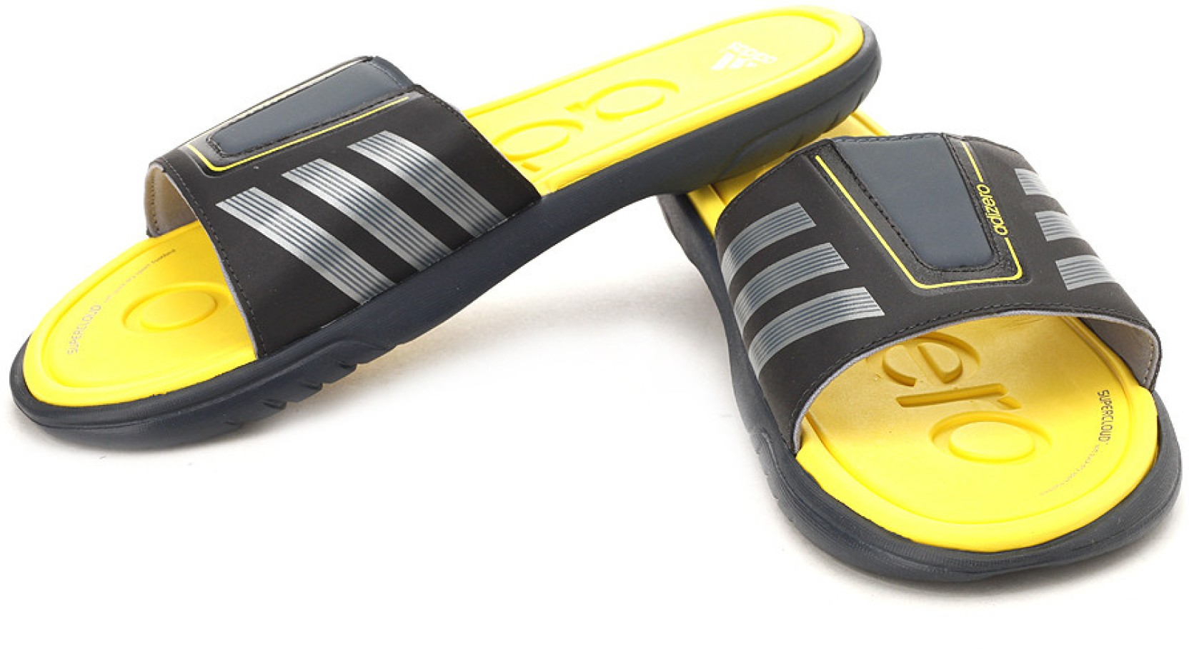48b9dc5d3ab3 ADIDAS Adizero Slide 3 SC Slippers - Buy Dark Grey