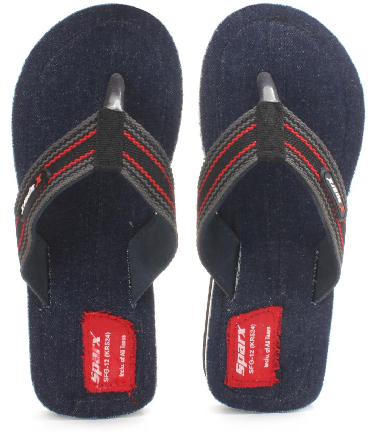 c4b7618871e5 Sparx SFG-12 Slippers - Buy Denim Color Sparx SFG-12 Slippers Online ...