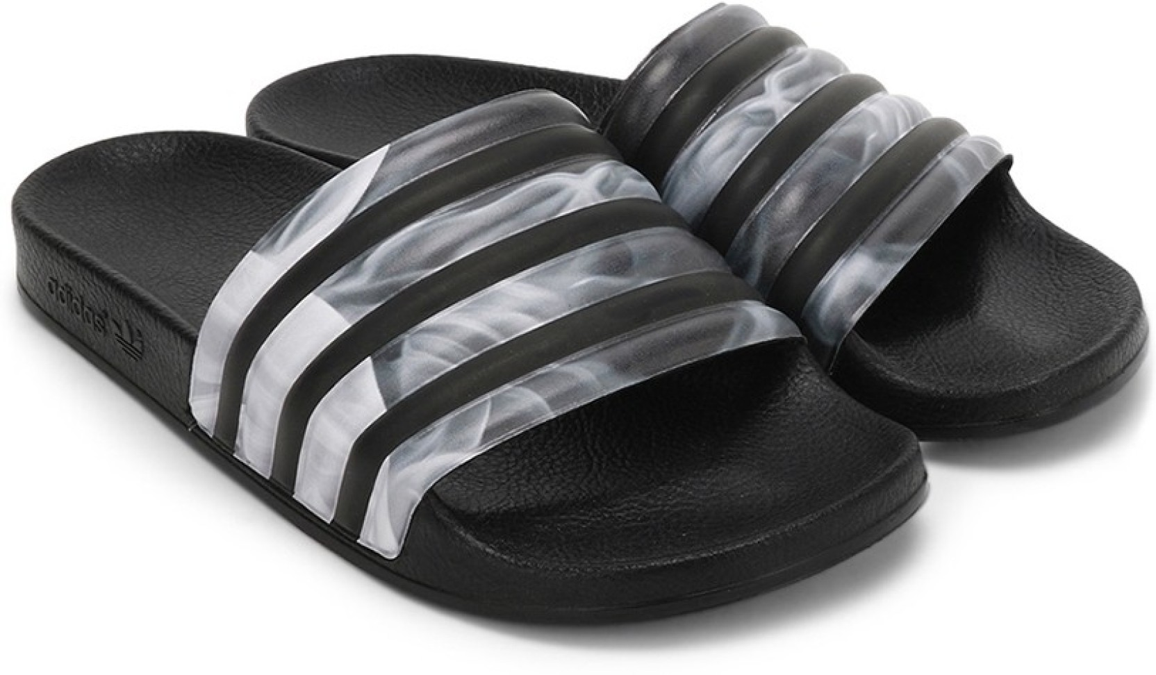 ADIDAS ADILETTE Women Slippers - Buy Black Color ADIDAS ADILETTE ... a91d6036ae
