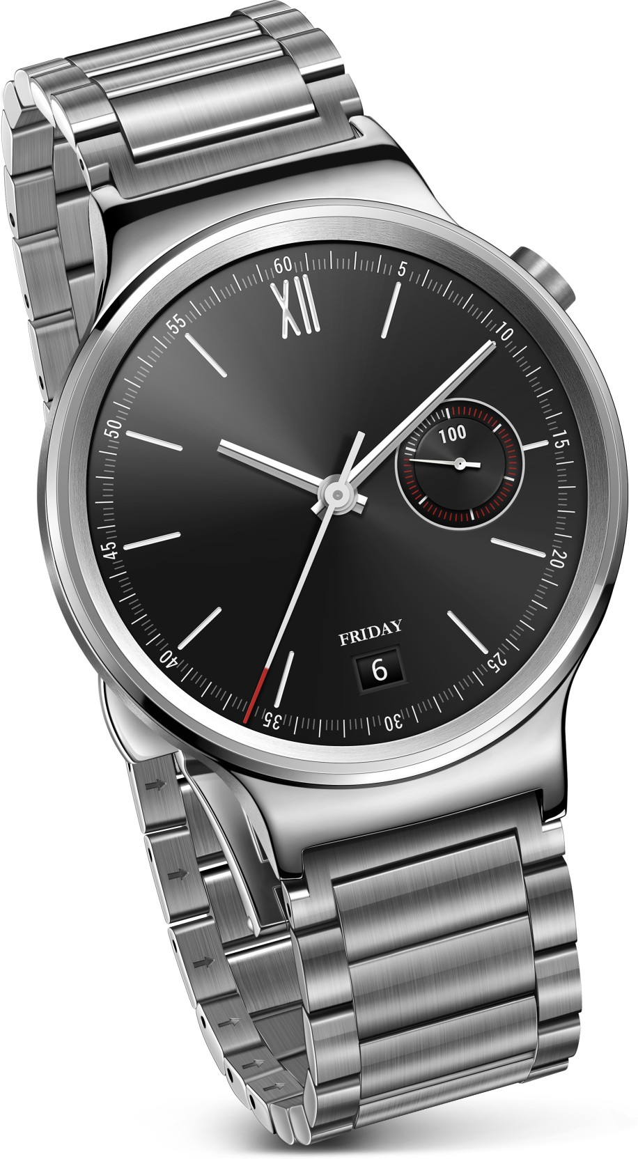 Huawei Stainless Steel Link Strap Smartwatch