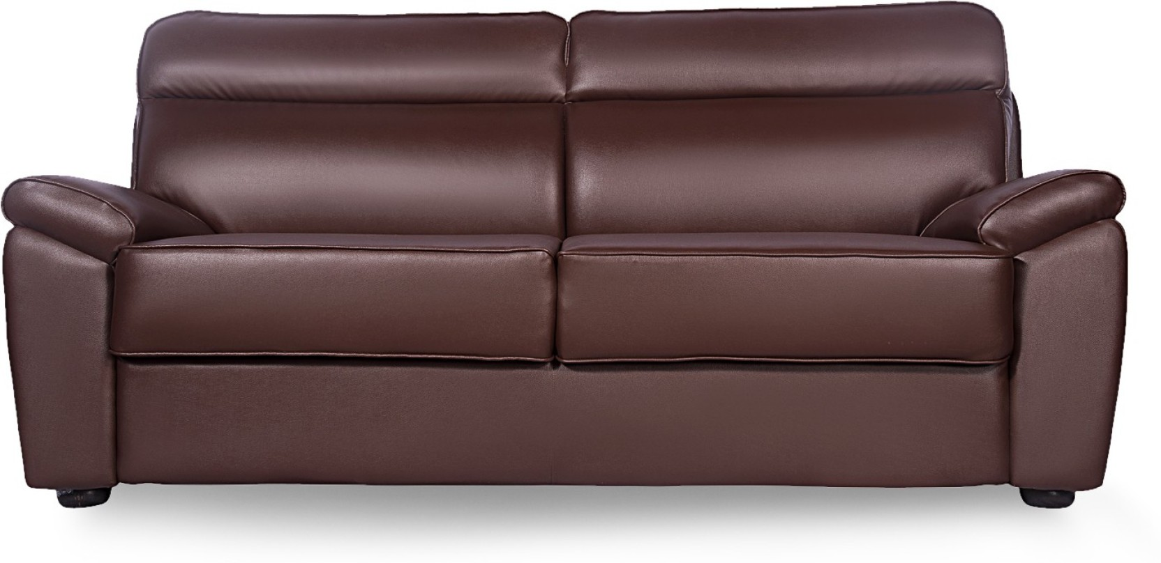 Godrej Interio Planteous Sofa Leatherette 3 Seater Price In Drkevin Leather Shoes 13301 Maroon 43 Home