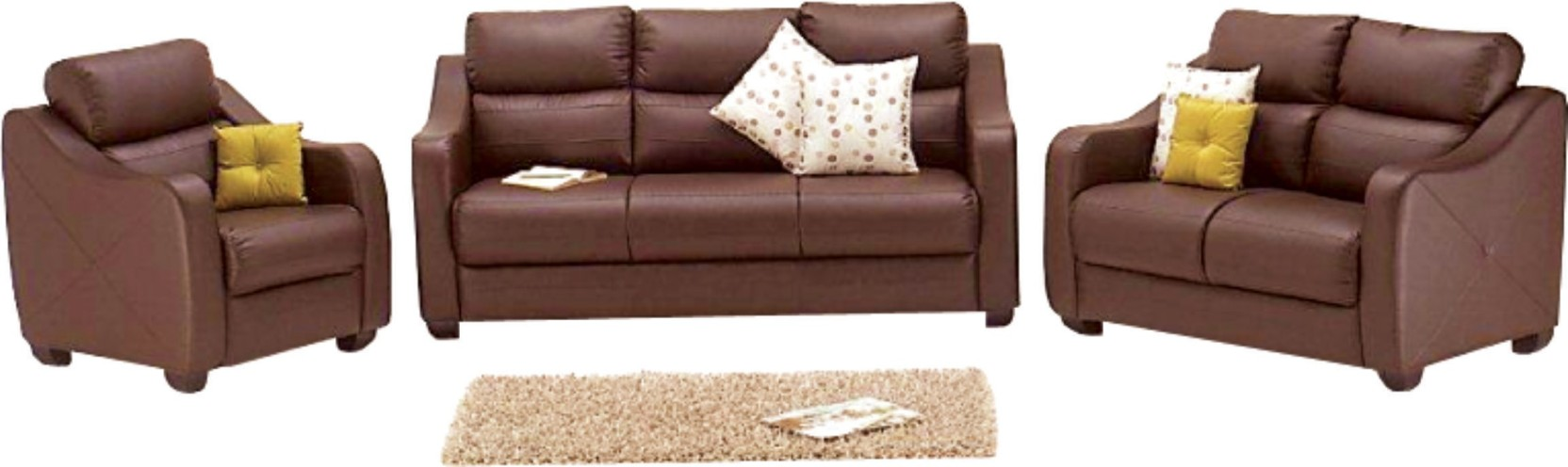 Godrej Interio Vida Sofa Set Leatherette 3 2 1 Burgundy Drkevin Leather Shoes 13301 Maroon 43 Share