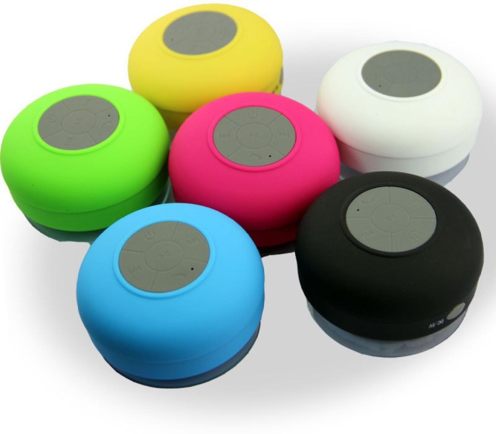 Buy Giztech Waterproof Bluetooth Speaker For Samsung Galaxy Core Bts 06 Original Portable Compare