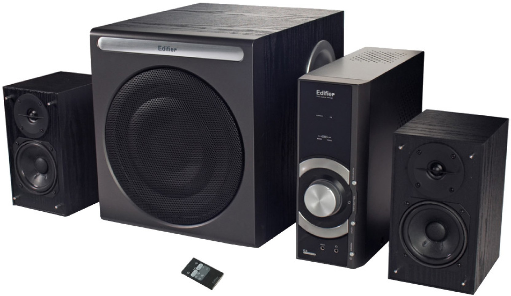 Buy Edifier C3 21 Multimedia Speakers Online From
