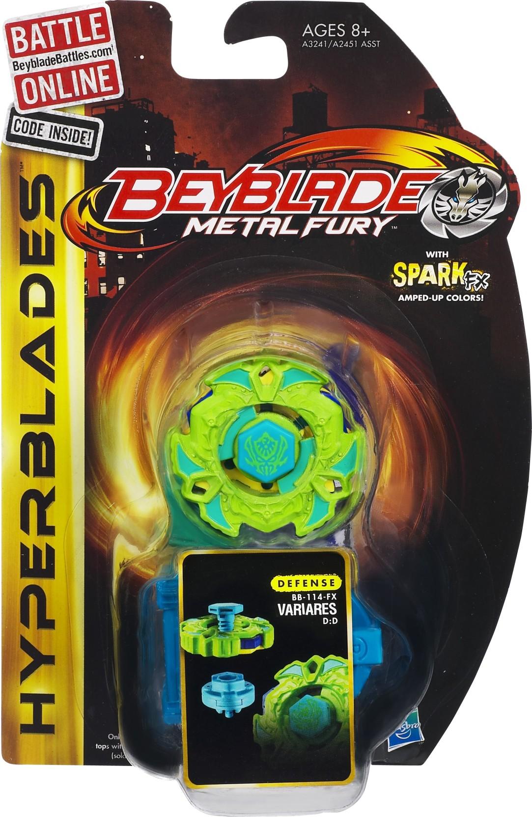 Beyblade metal fury variares d d variares d d shop for - Beyblade metal fury 7 ...