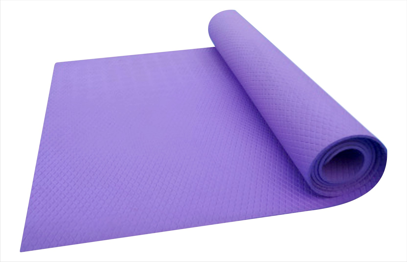Aerolite Kids Yoga Mat 24 X 56 Purple 6 Mm Yoga Mat Buy