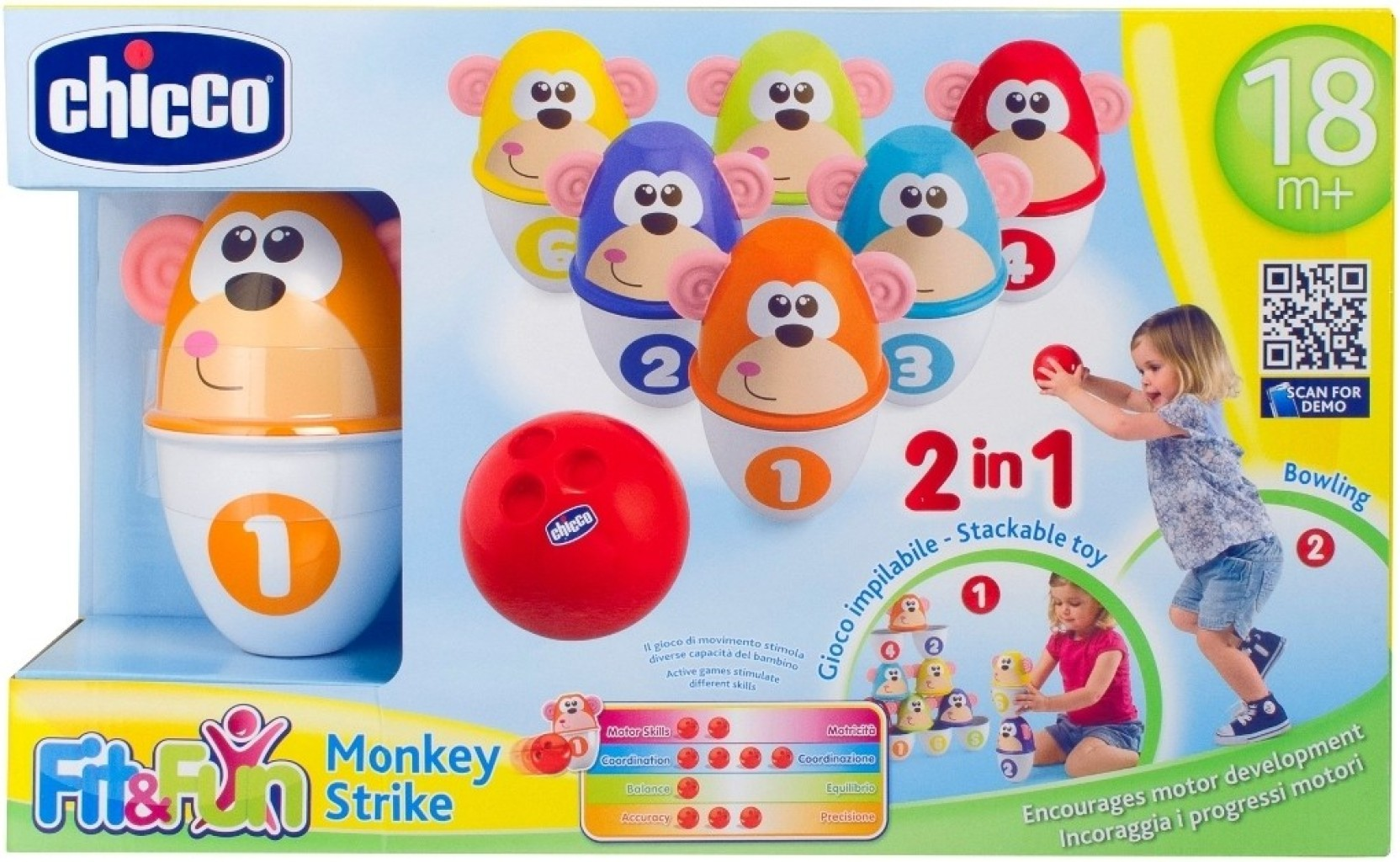 Chicco Monkey Strike Shop For Products In Rainbow Spinner Home