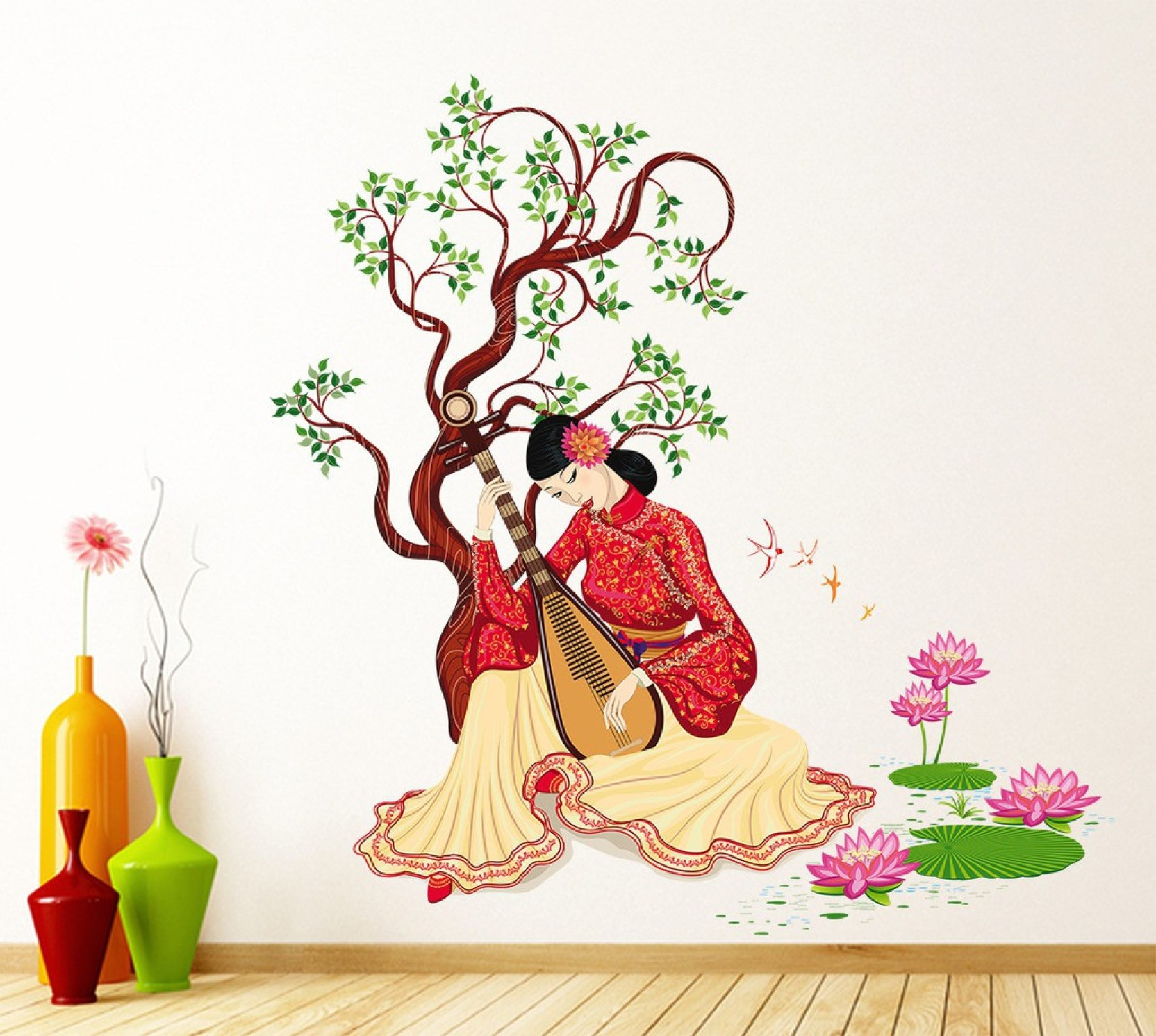 Aquire Extra Large Wall Sticker Price In India Buy Circuit Board Tree Vinyl Art Graphic Stickers Decals Add To Cart