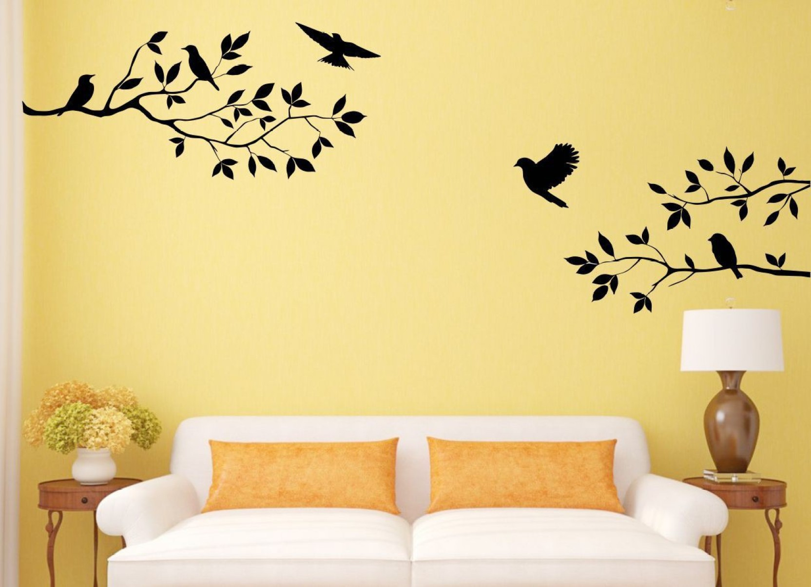 EJAart Extra Large Wall Sticker Sticker Price in India - Buy EJAart ...