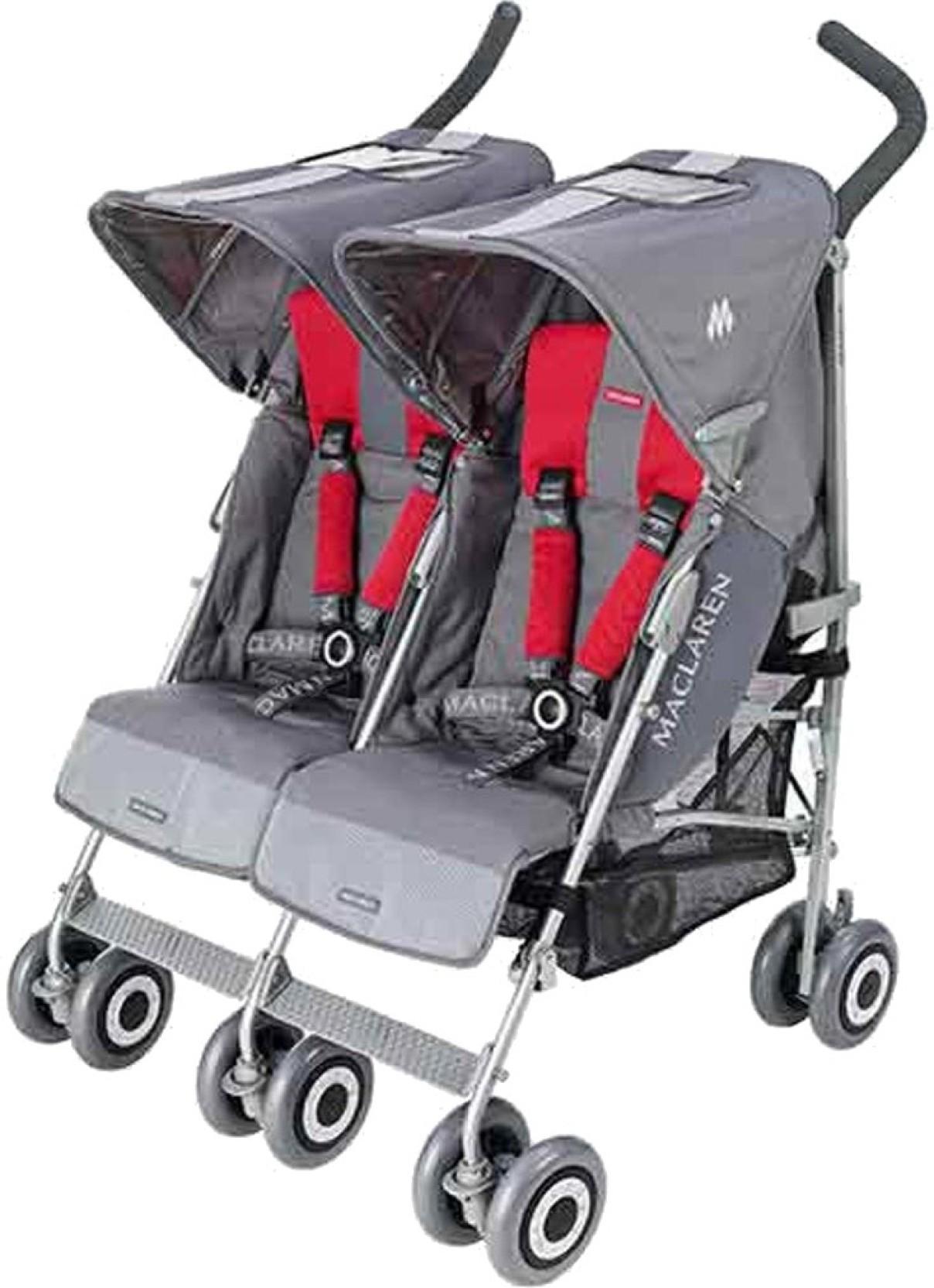 Maclaren Twin Techno - Buy Stroller for 0 - 3 Years