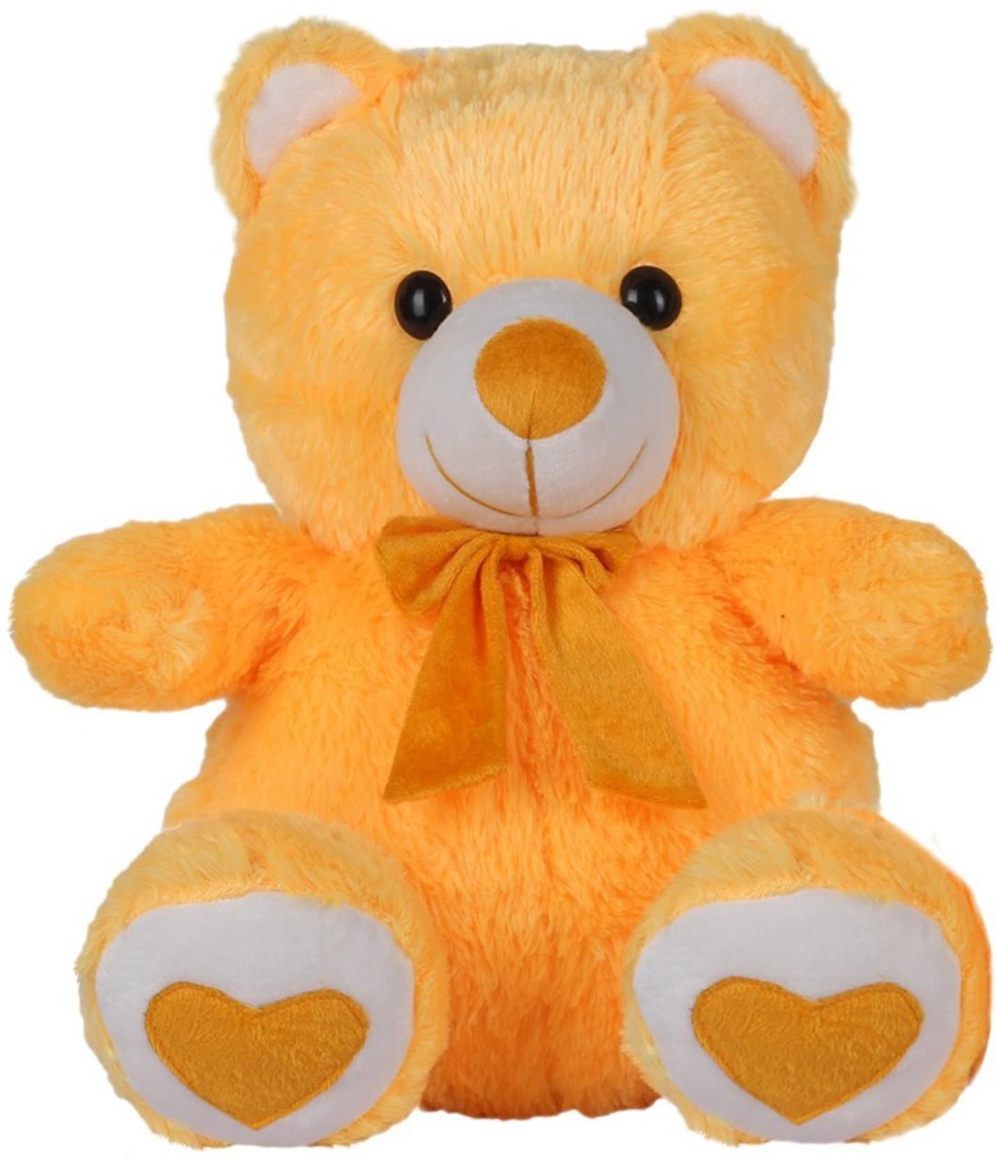 Ultra Spongy Teddy Soft Toy 15 Inch Spongy Teddy Soft