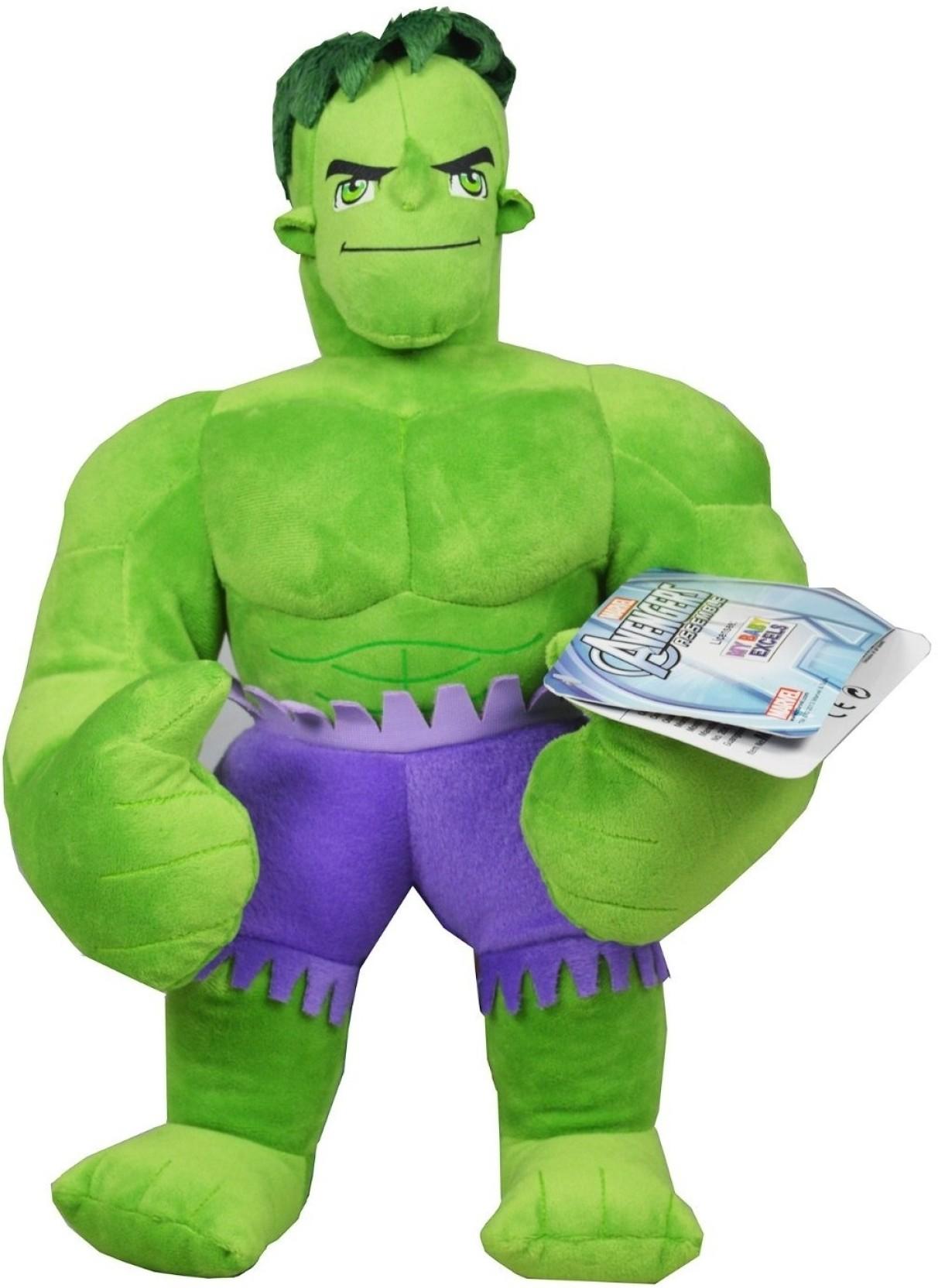 Toys For 5 : Marvel hulk soft toy inch buy