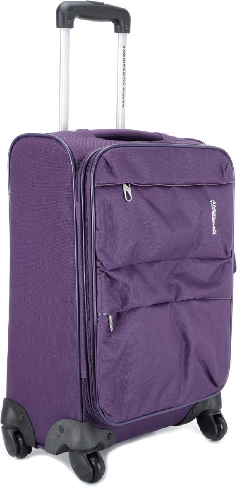American Tourister Velocity Expandable Cabin Luggage 21