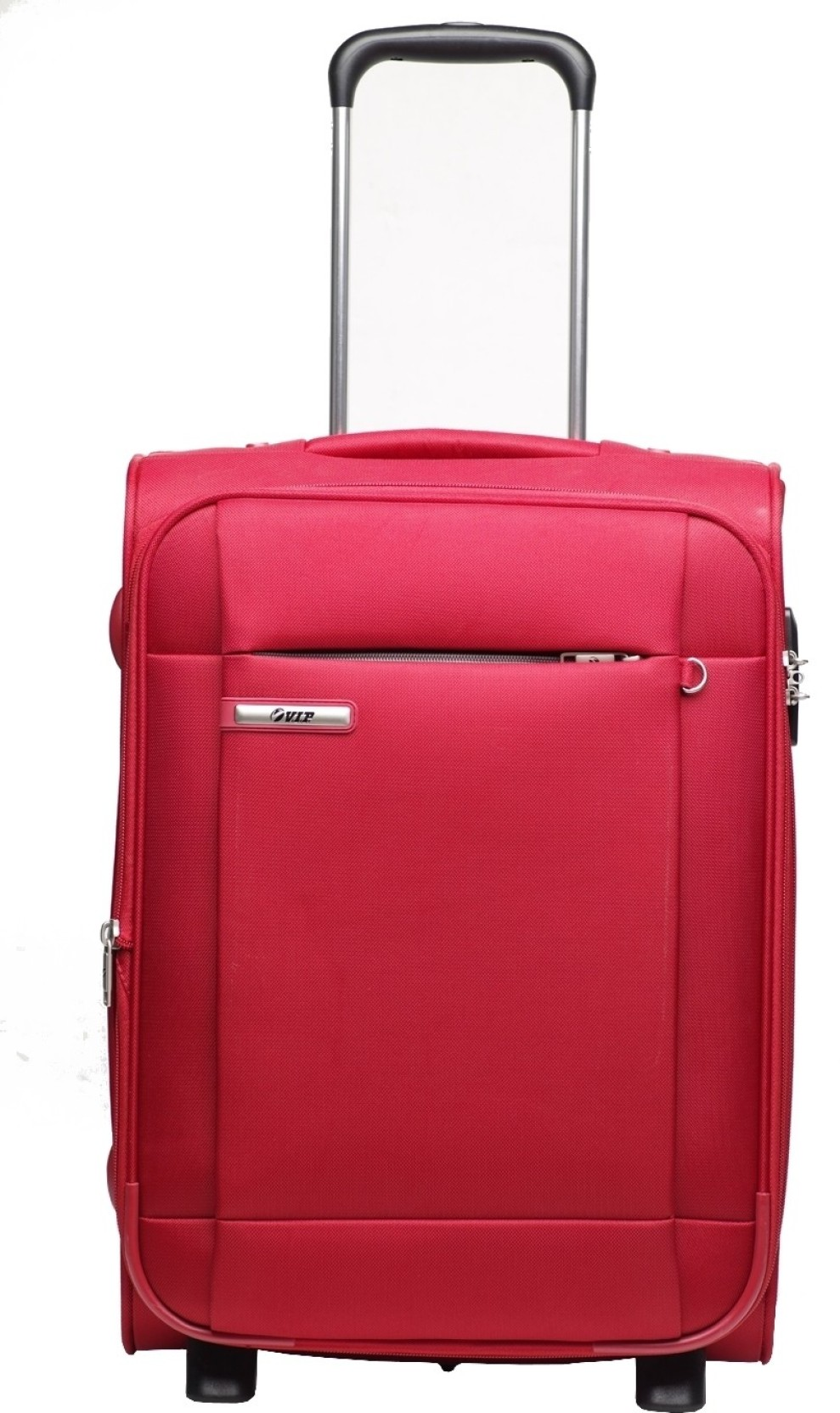 Vip Superlite Exp Expandable Cabin Luggage 22 Inches Red