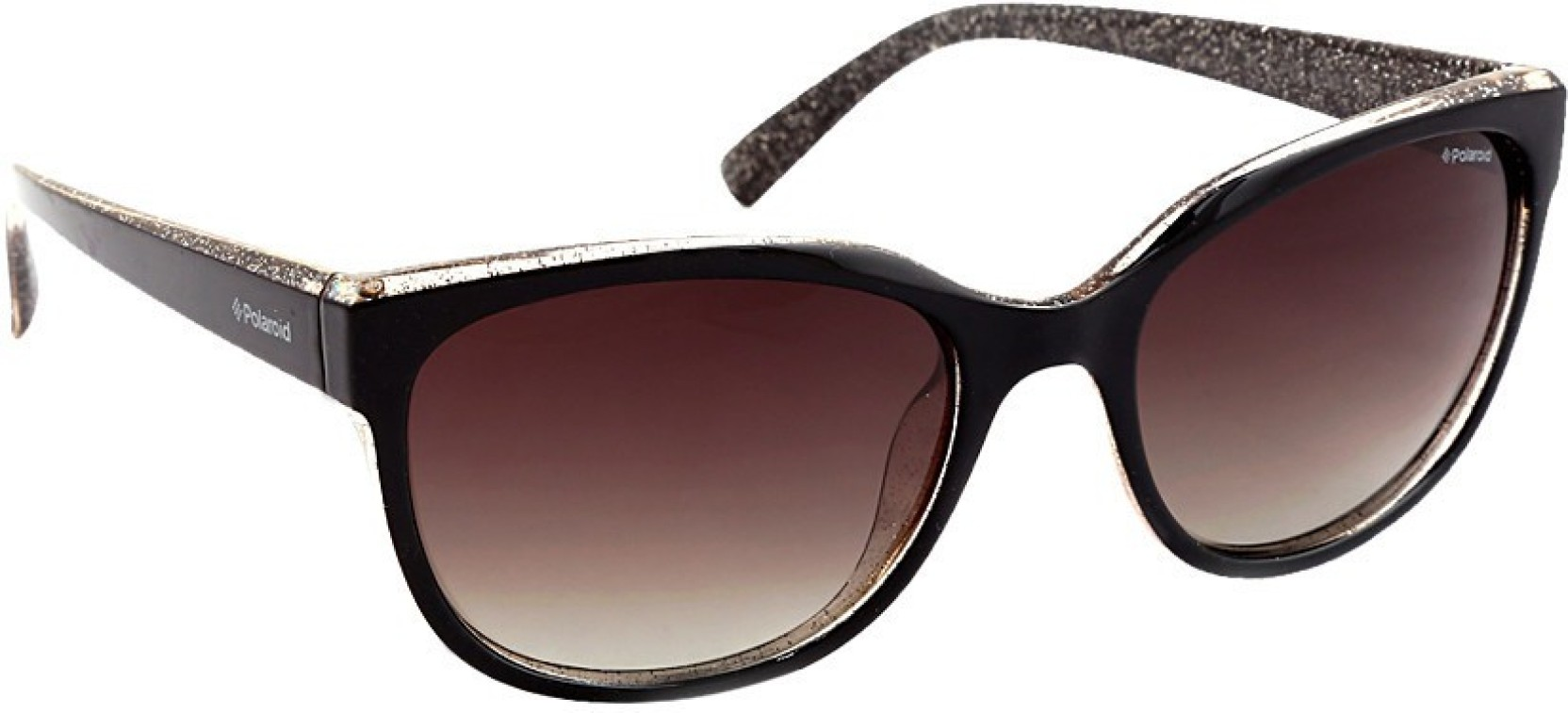 f18fa139d28 Buy Polaroid Cat-eye Sunglasses Brown For Women Online   Best Prices ...