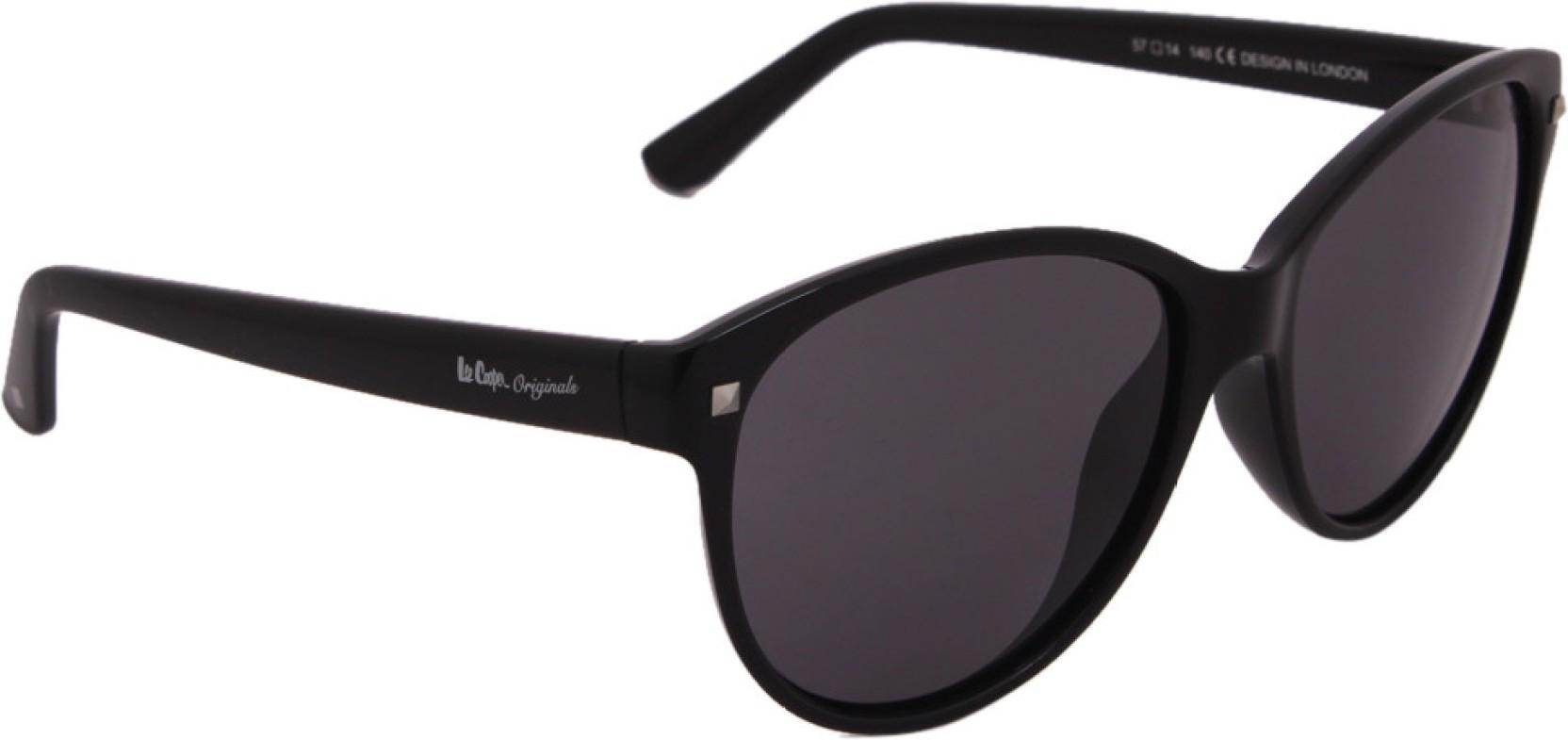 a4273f03ea Buy Lee Cooper Cat-eye Sunglasses Grey For Women Online   Best ...