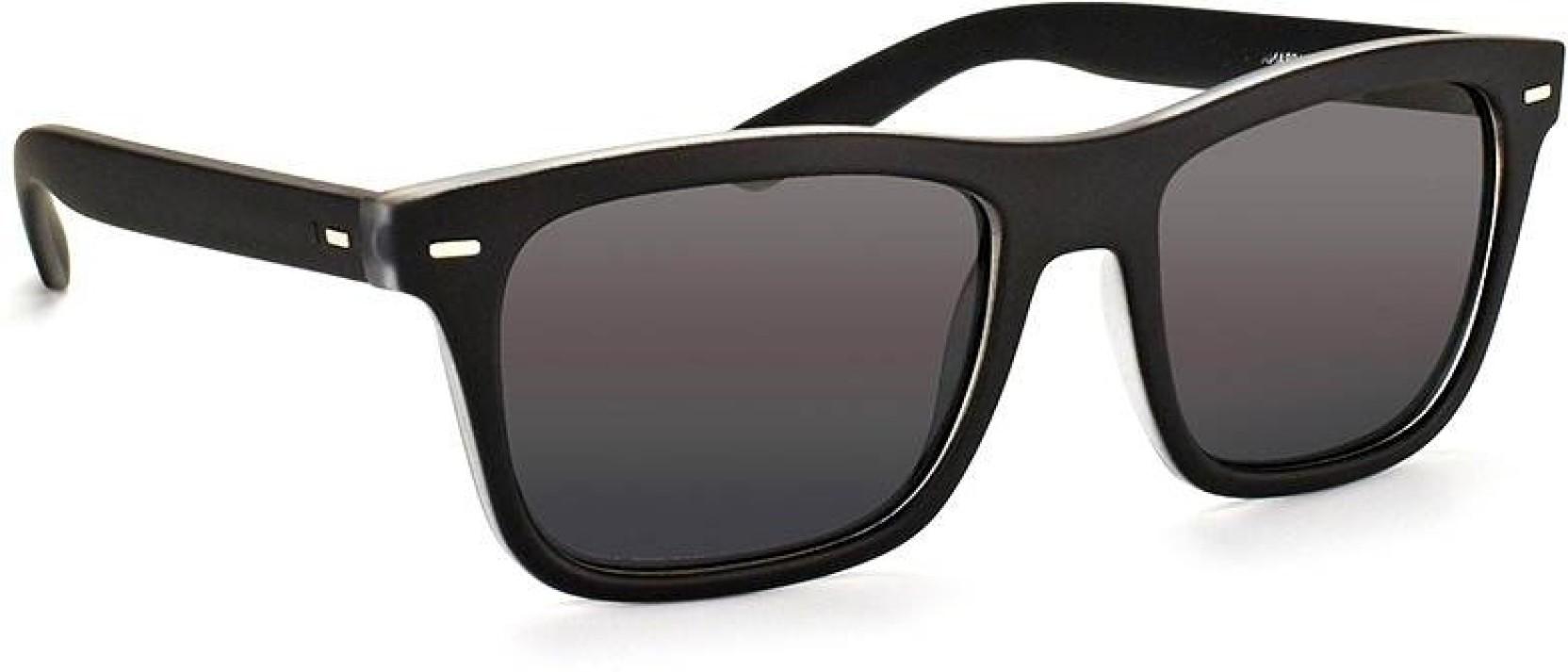 eae9f6b00295 Buy Dolce & Gabbana Wayfarer Sunglasses Silver For Men Online @ Best ...