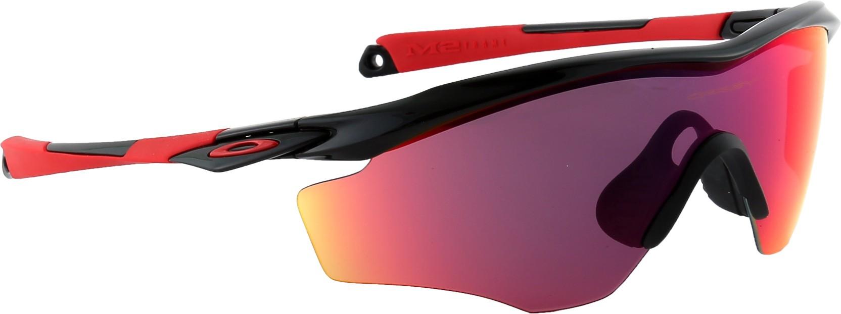 7769677c2b ... amazon buy oakley m2 frame xl sports sunglass orange yellow brown for  men 95d76 99009