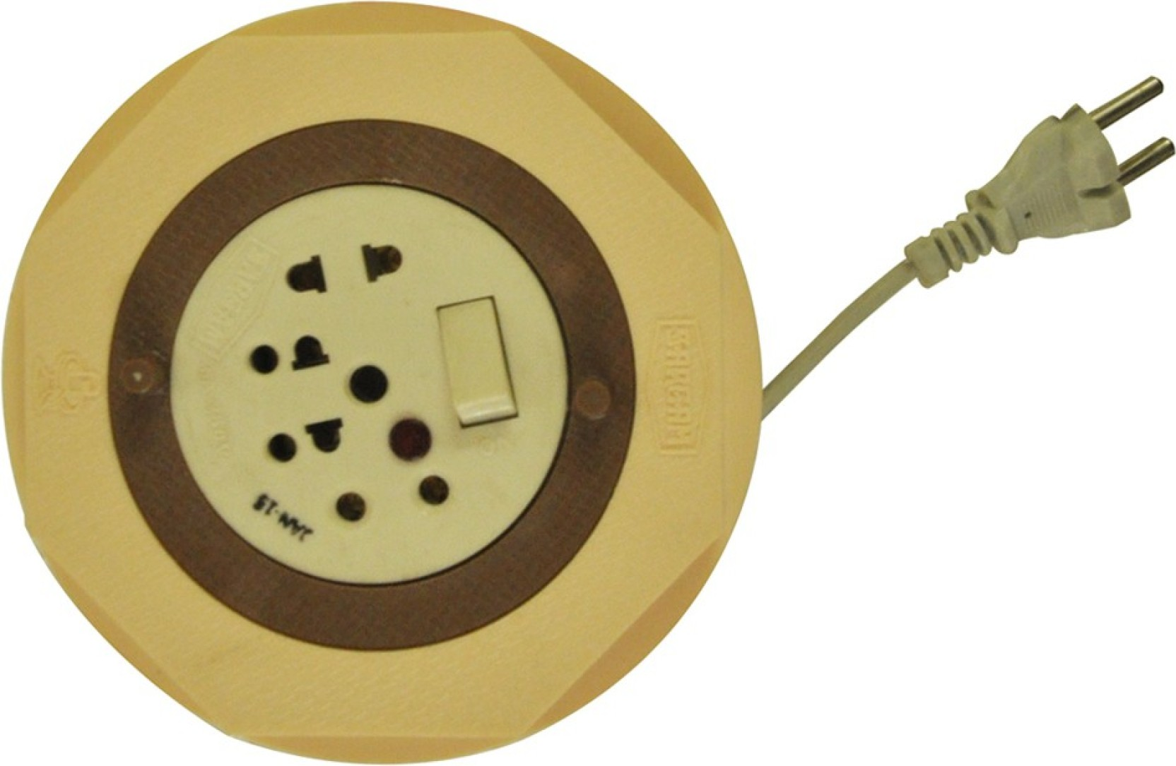 Sargam Extension Cord 8mtr 5 Socket Surge Protector Price In India Wiring Add To Cart