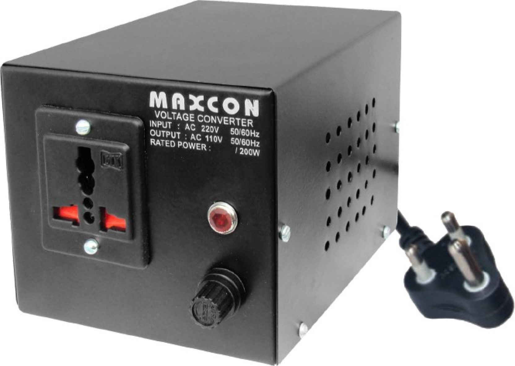 Mx Professional Step Down Voltage Converter W Universal Socket 200 About 5000 Watt Transformer Up 110v 220v Watts 220 Add To Cart