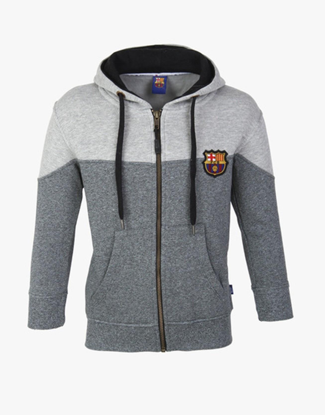 54441486f FC Barcelona Full Sleeve Printed Boys Sweatshirt - Buy FC Barcelona ...
