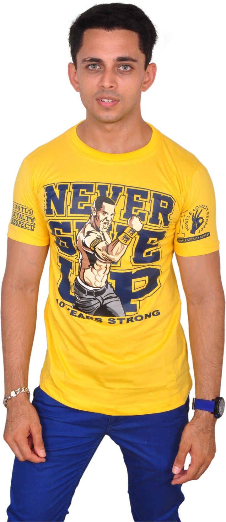 8e96a6eaaec John Cena T Shirt Online Shopping In India Cash On Delivery – EDGE ...