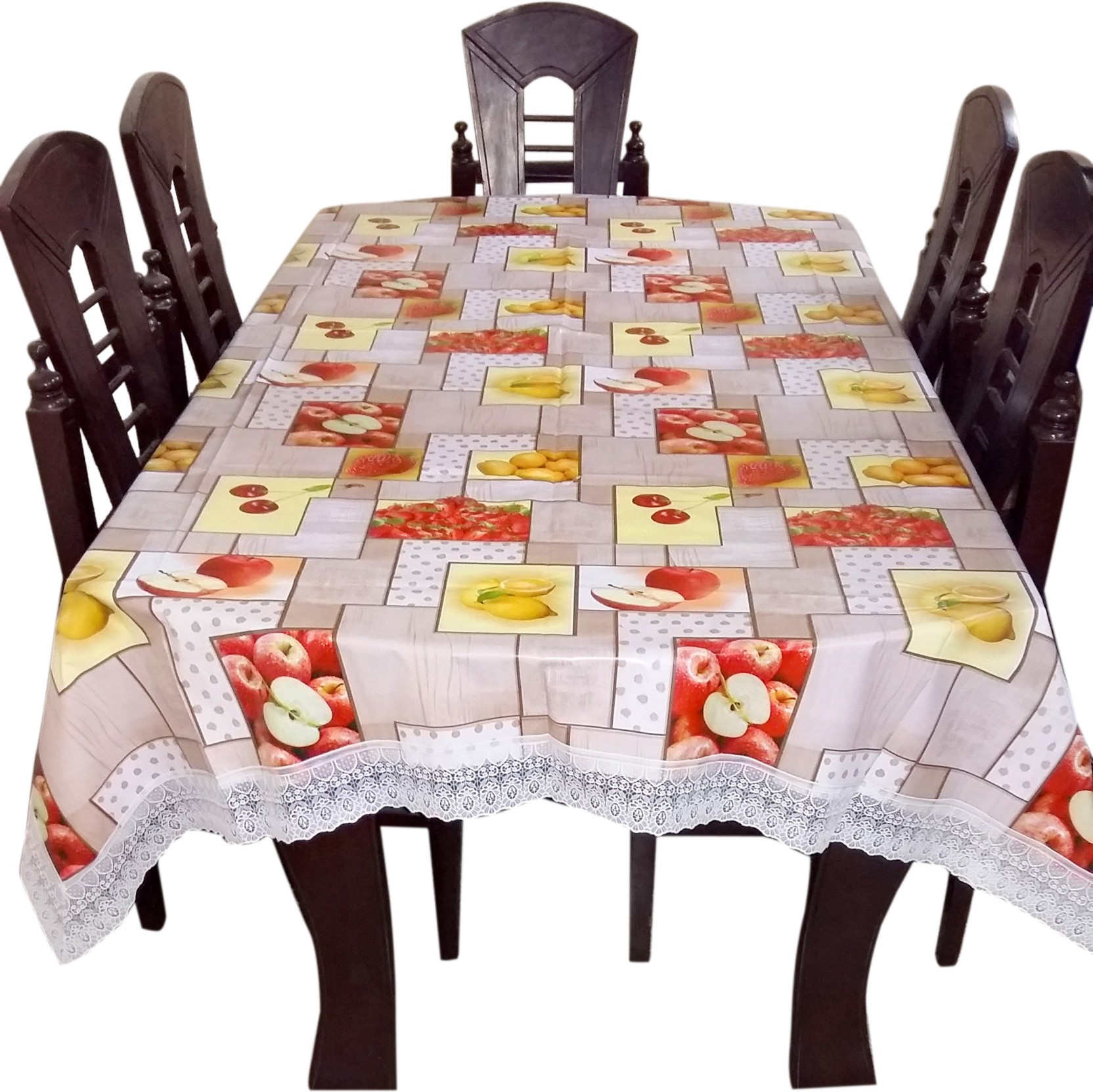Ryka Floral 6 Seater Table Cover Buy Ryka Floral 6  : tcnw007 6090 1 ryka dining table original imae4zutg2dzfgvj from www.flipkart.com size 1664 x 1663 jpeg 455kB