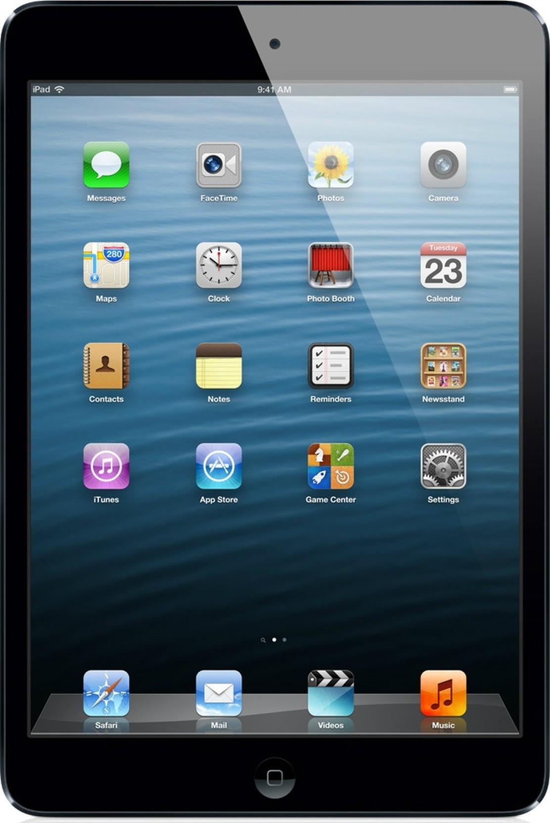 Apple Ipad Mini 16 Gb 79 Inch With Wi Fi 3g Wifi 16gb Black Home