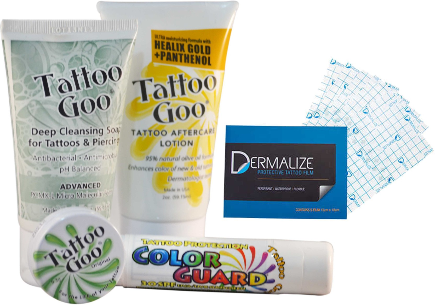 Tattoo Goo Aftercare Kit Free Heal It Price In India Buy Lotion On Offer