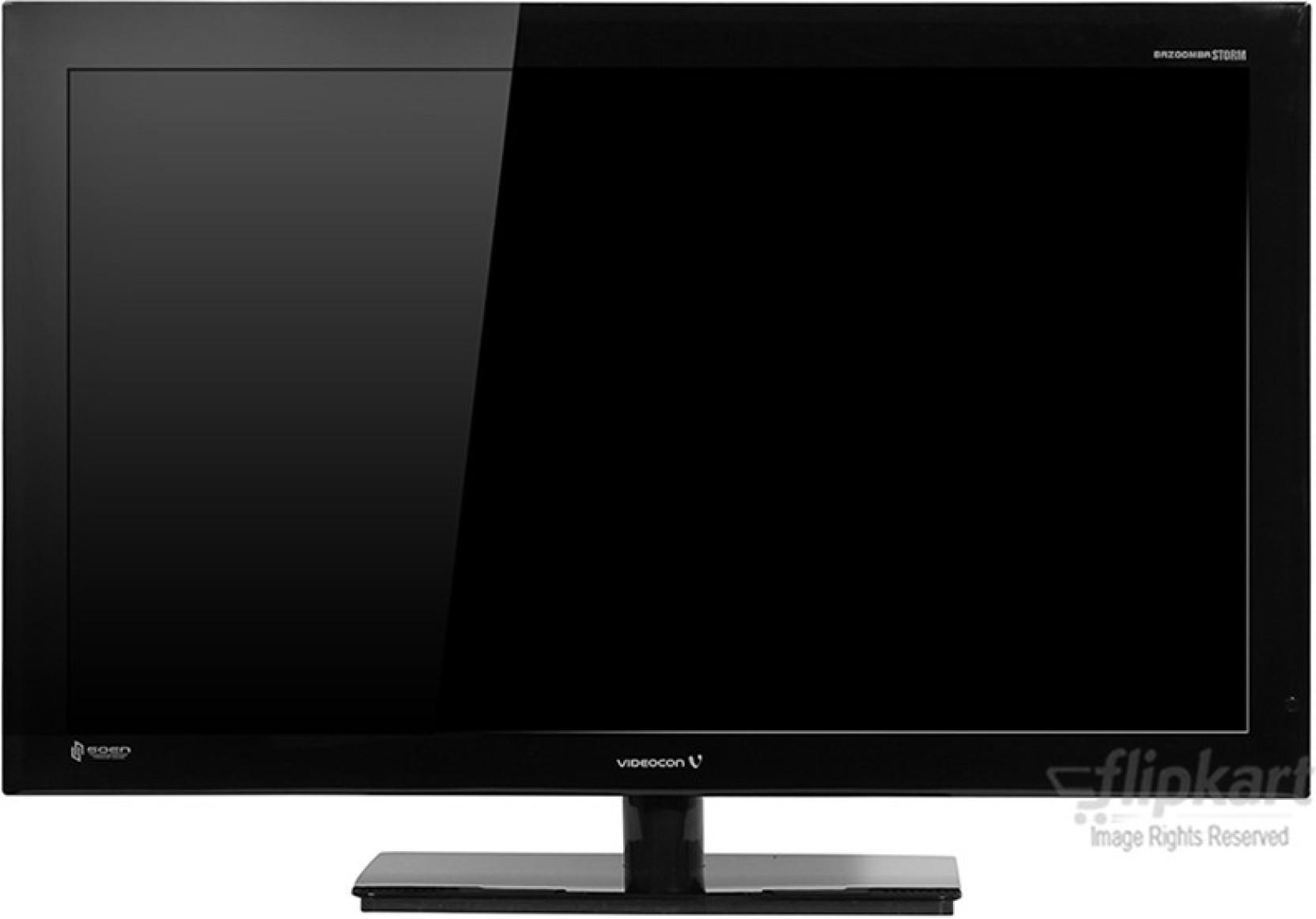 videocon 81cm 32 inch hd ready led tv online at best. Black Bedroom Furniture Sets. Home Design Ideas