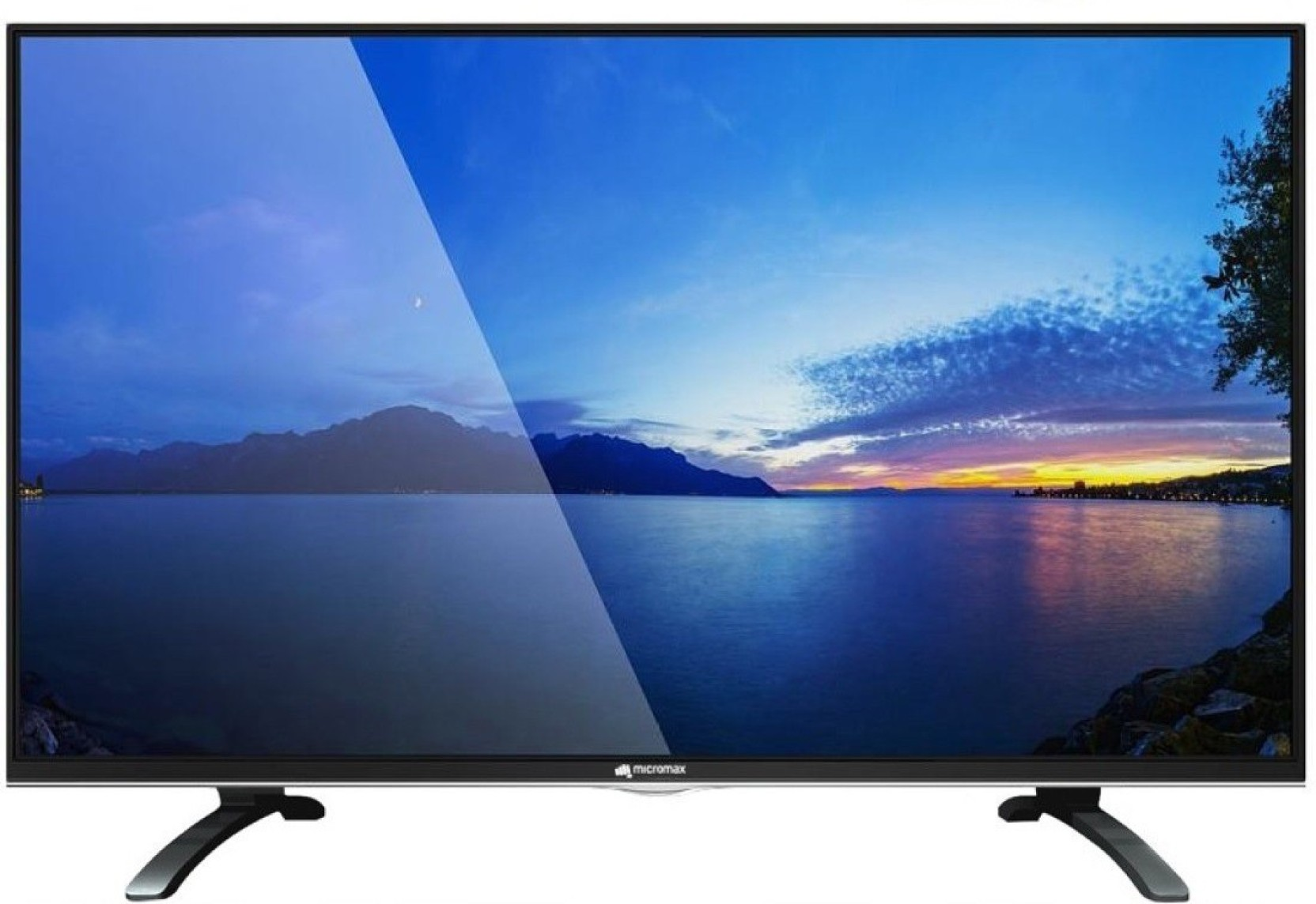 micromax canvas 101cm 40 inch full hd led smart tv online at best prices in india. Black Bedroom Furniture Sets. Home Design Ideas