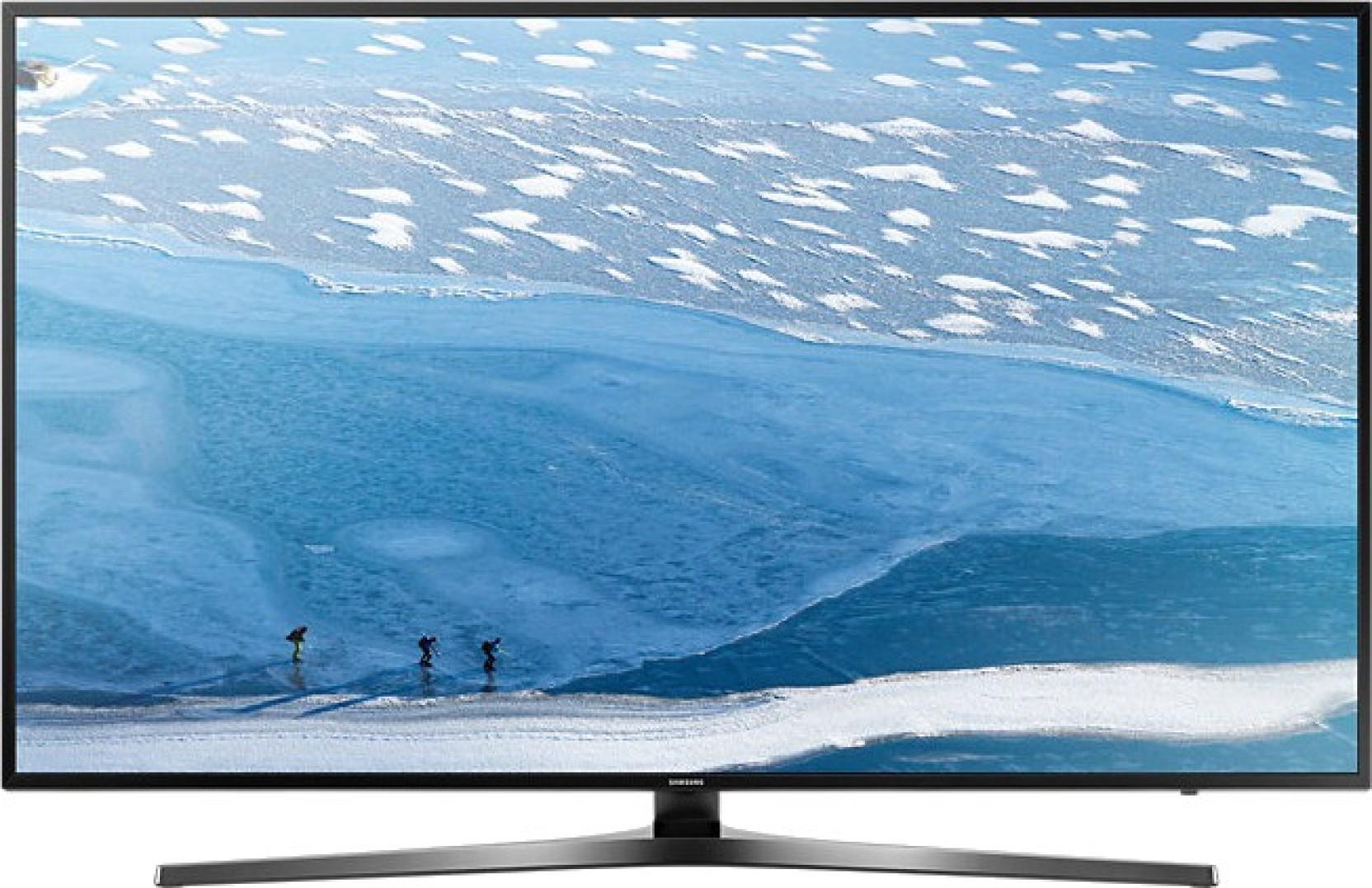 Samsung 108cm (43 inch) Ultra HD (4K) LED Smart TV Online at best ...