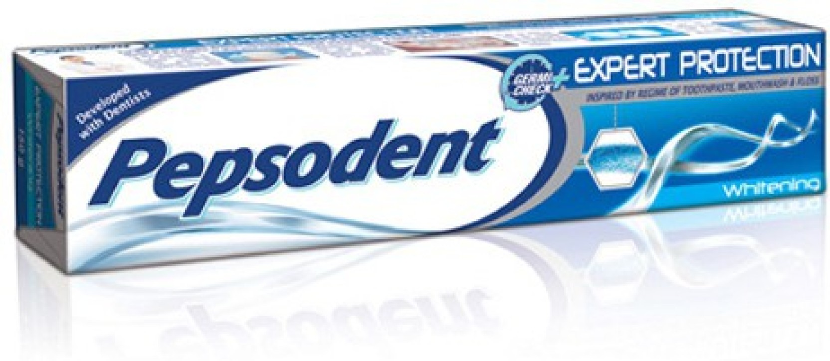 pepsodent expert protection whitening