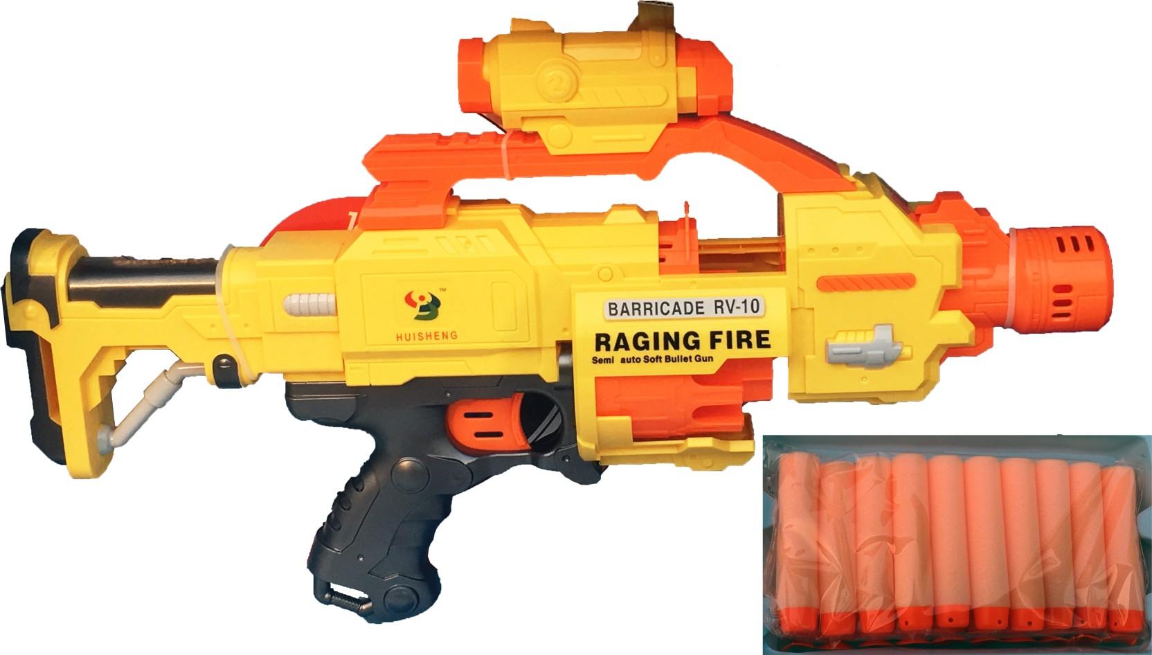 Imported Raging Fire Semi Auto Soft Bullet Gun Multicolor Big Diwali Sale Ends In18 Hrs 29 Mins 40 Secs