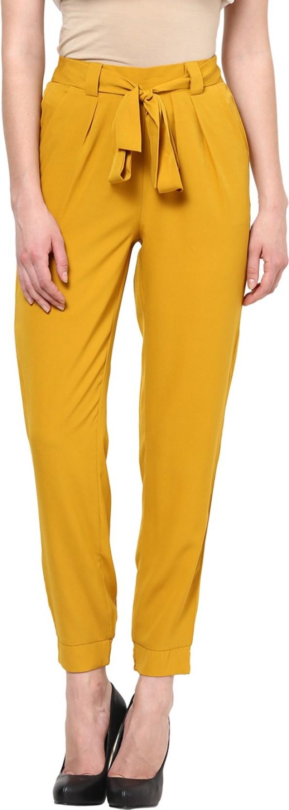 092a72caa002 Mustard Dress Pants
