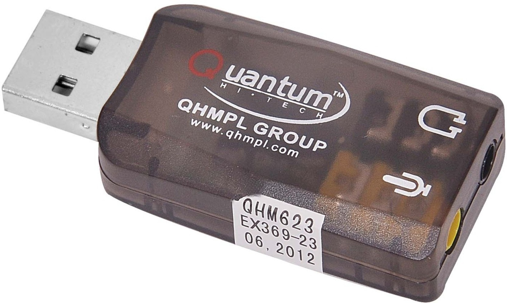 Quantum Qhm 623 Sound Card Price In India Buy Usb Soundcard Steel 5hv2 Virtual 71 Surround Add To Cart