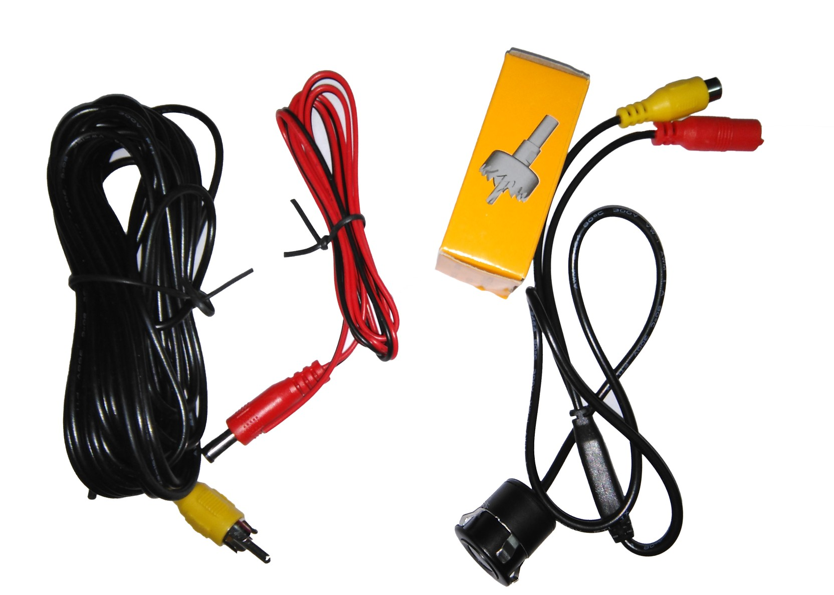 Crazy Tech Electronics Ct Cc0021 Vehicle Camera System Price In Electrical Wiring Compare