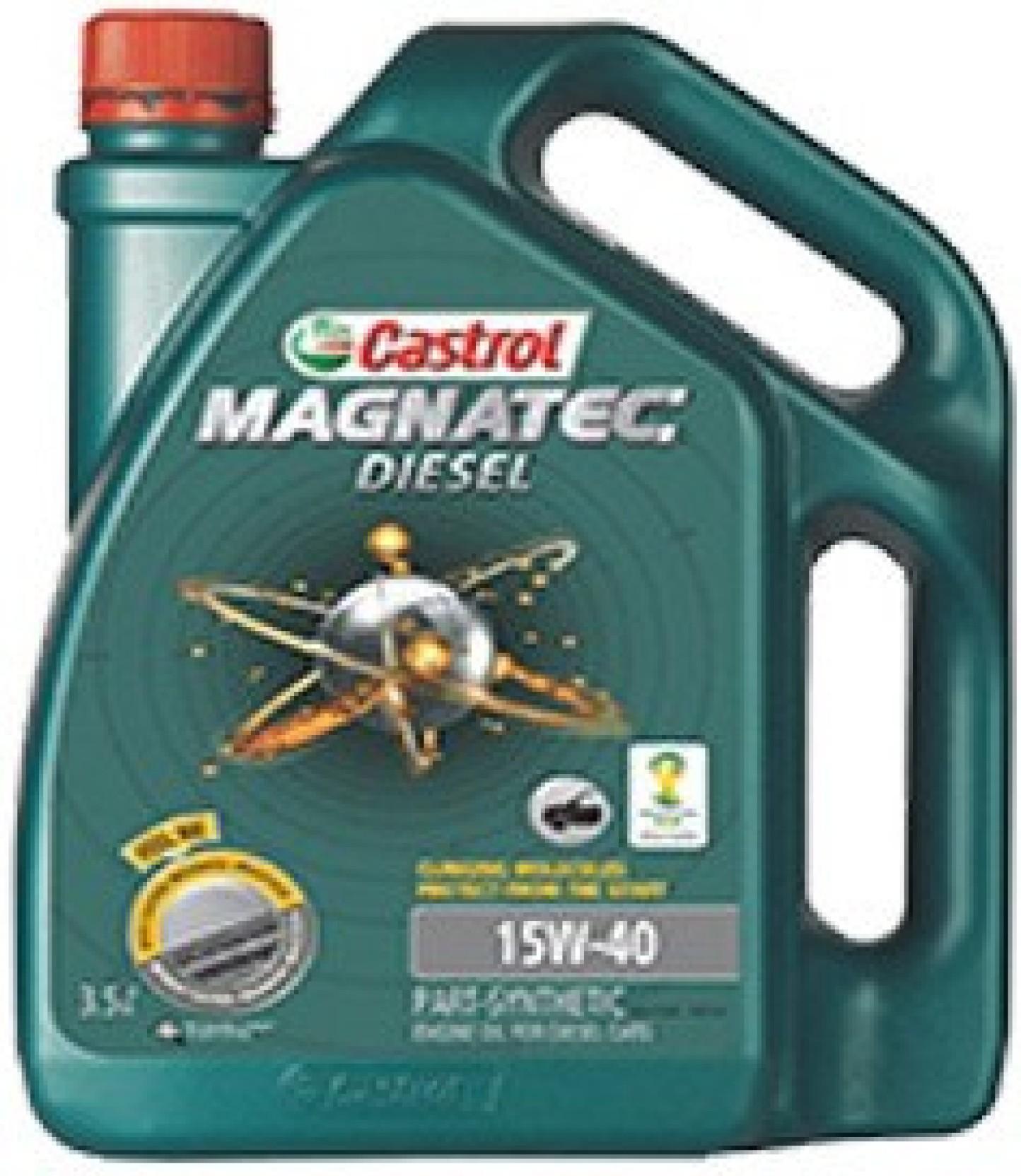 Castrol 15w 40 magnatec diesel engine oil price in india for Buy motor oil online