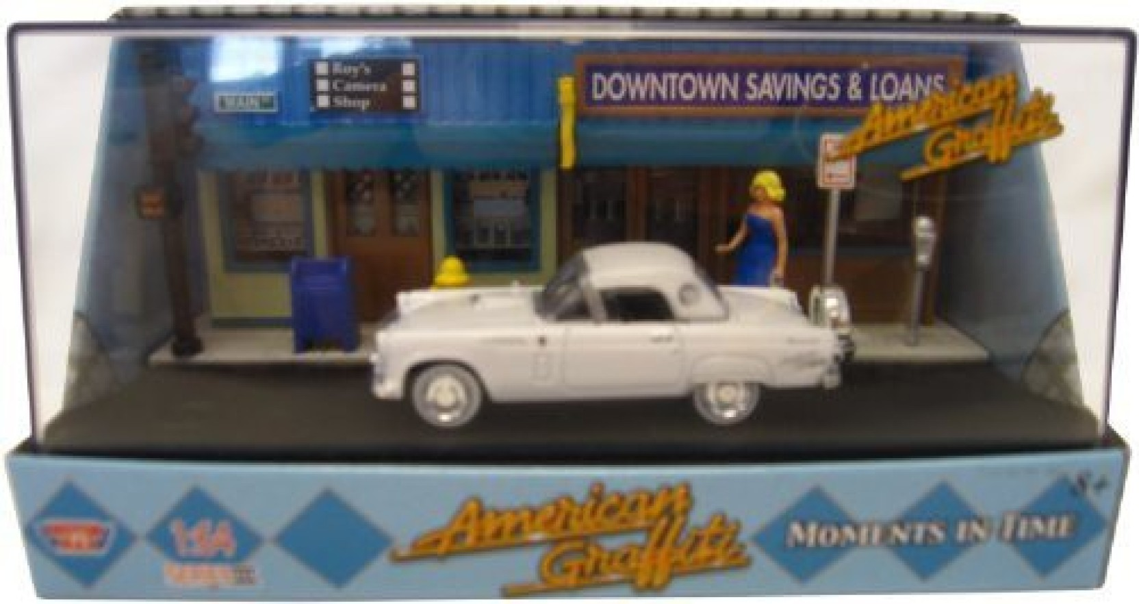 Motormax 164 Die Cast Ford American Graffiti Downtown Diorama 1 1948 Truck S Big Diwali Sale Ends In01 Days 18 Hrs 29 Mins 40 Secs