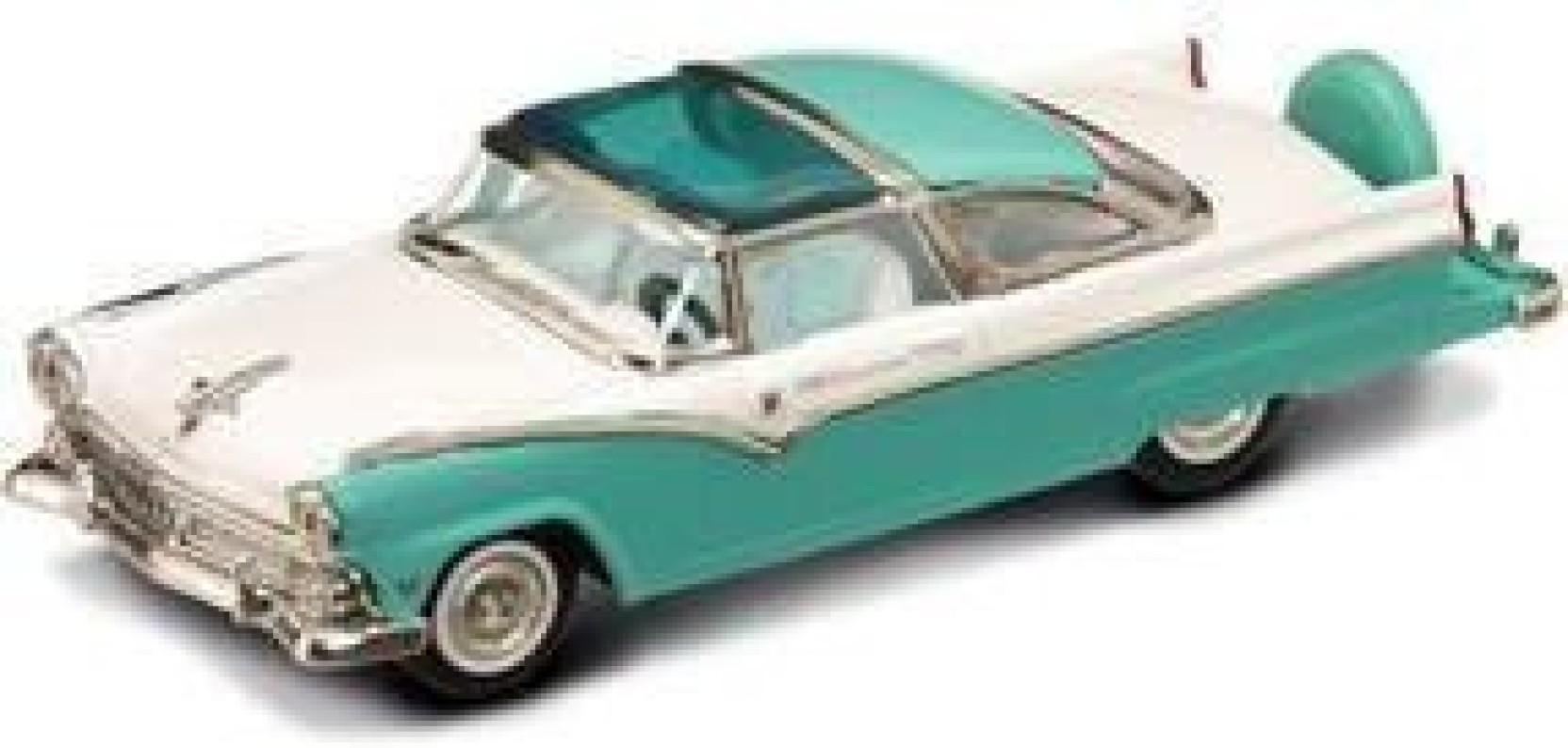 Road Signature 1955 Ford Crown Victoria 1 43 Diecast Car Model By 1953 Skyliner On Offer