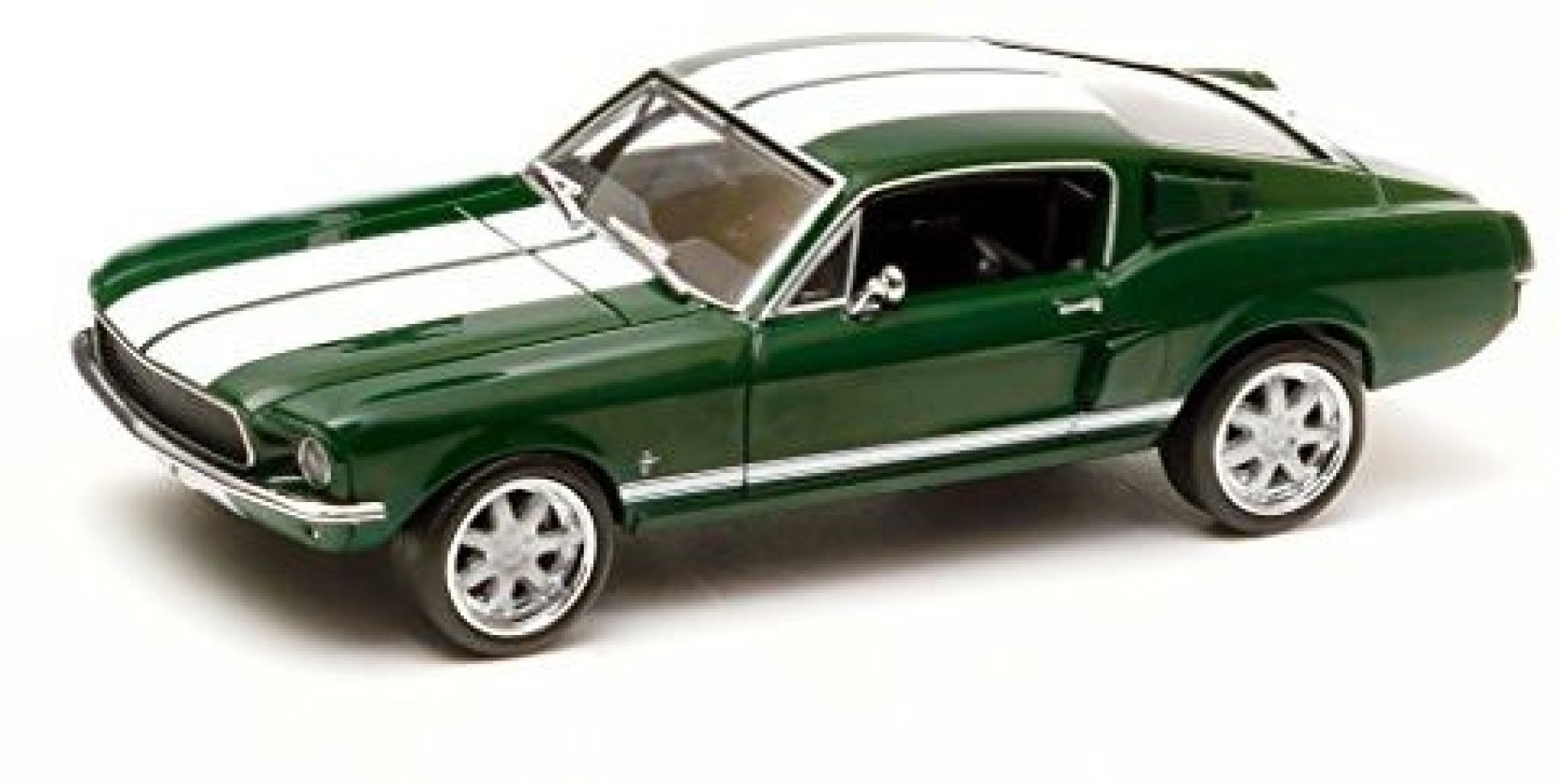 Greenlight 1967 ford mustang the fast and the furious movie 2006 tokyo drift 1 43 by 86211 multicolor