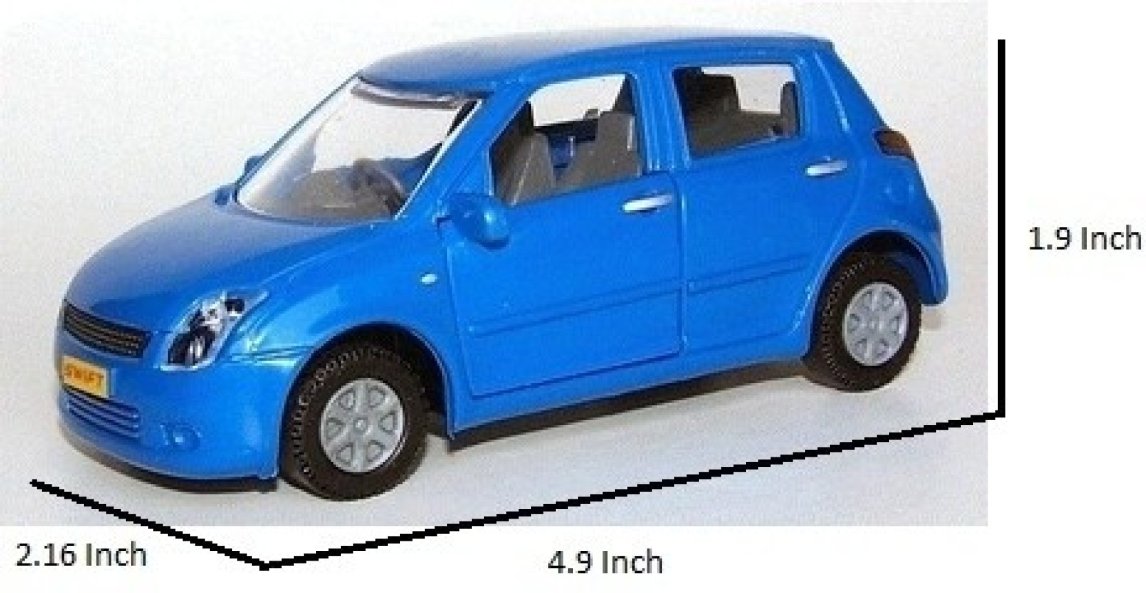 Suzuki Swift Toy Car