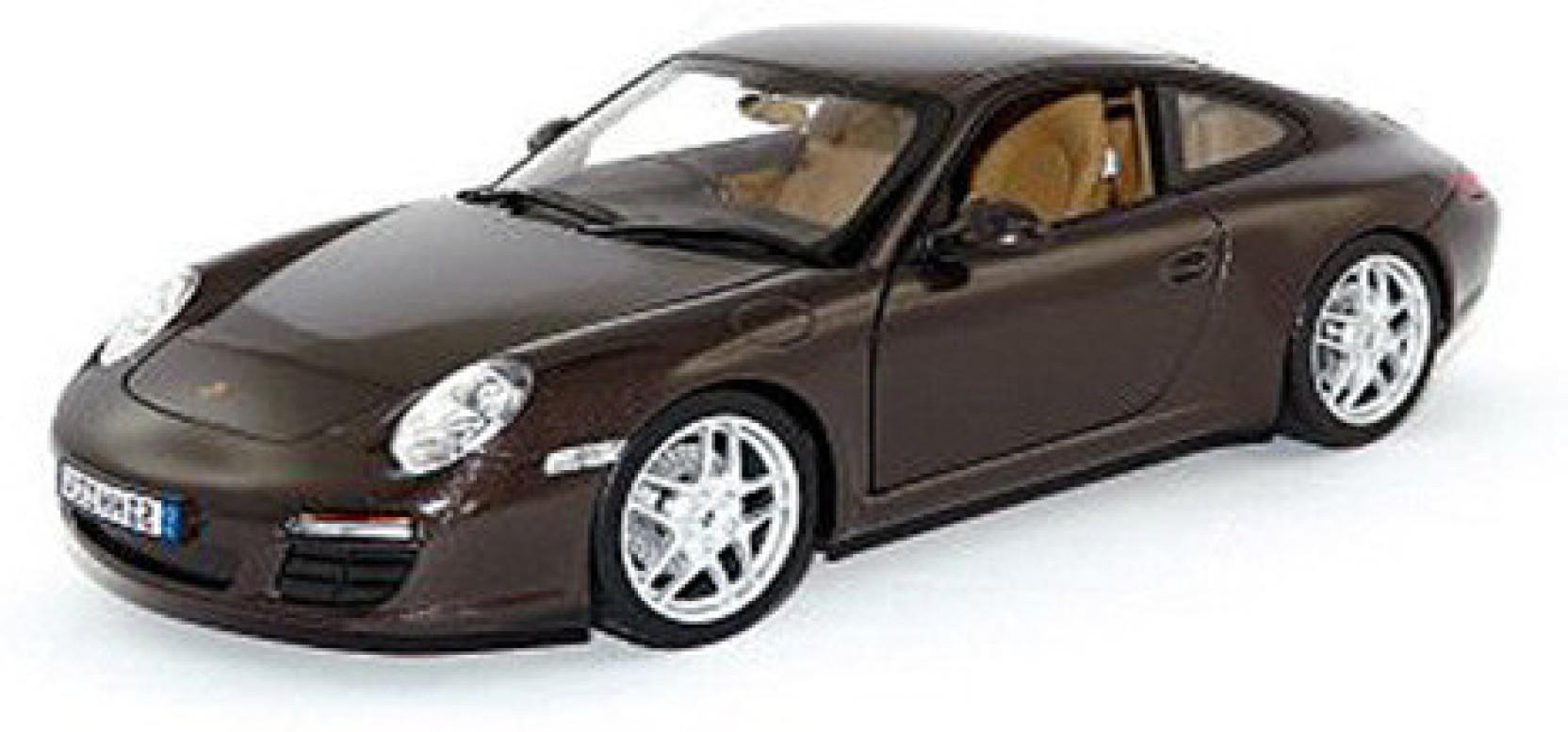 bburago porsche 911 carrera s 1 24 scale diecast model. Black Bedroom Furniture Sets. Home Design Ideas