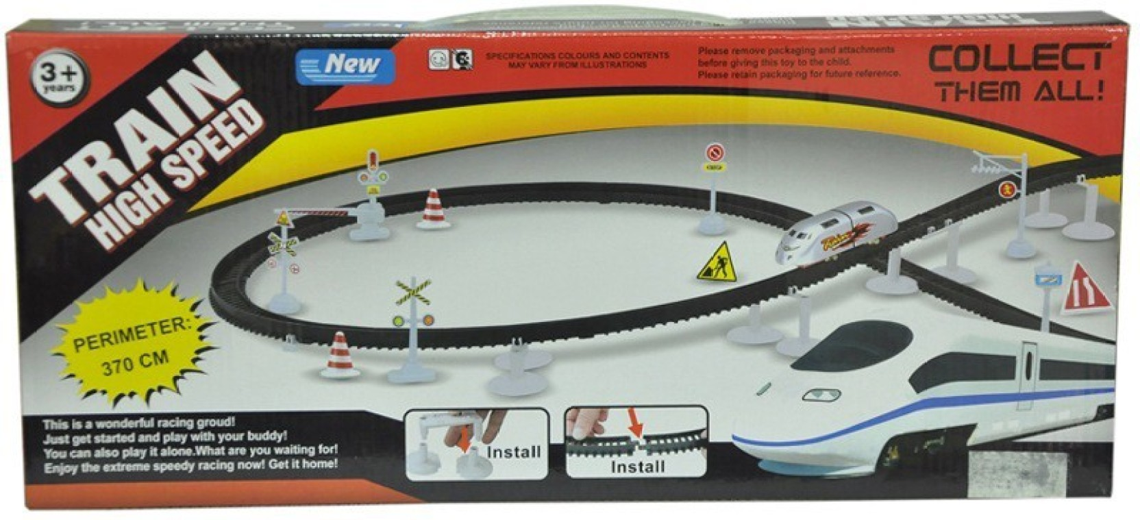 Toyzstation High Speed Train Set Shop For Lionel Trains Supero Remote Control Switches No 112 Share