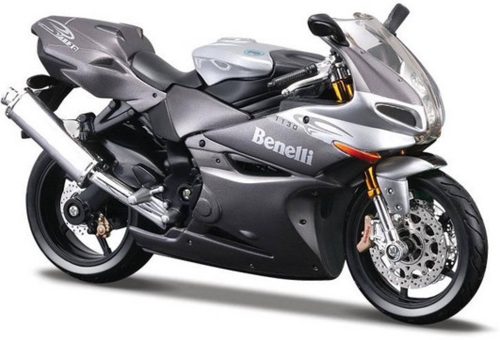 Maisto Benelli Tornado 1130 Bike Assembly Kit Benelli Tornado