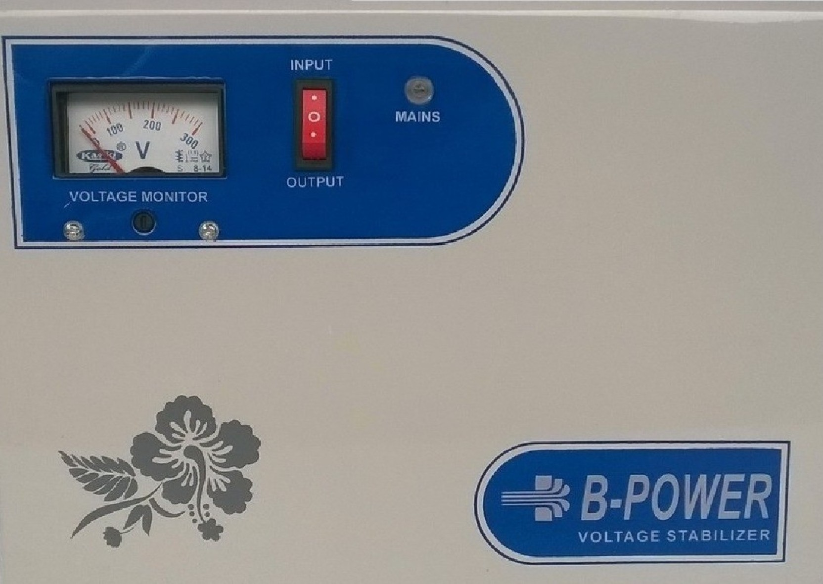 B Power Avs For Ac Upto 15ton 100v 290v Voltage Stabilizer Price In Mains Monitor Compare