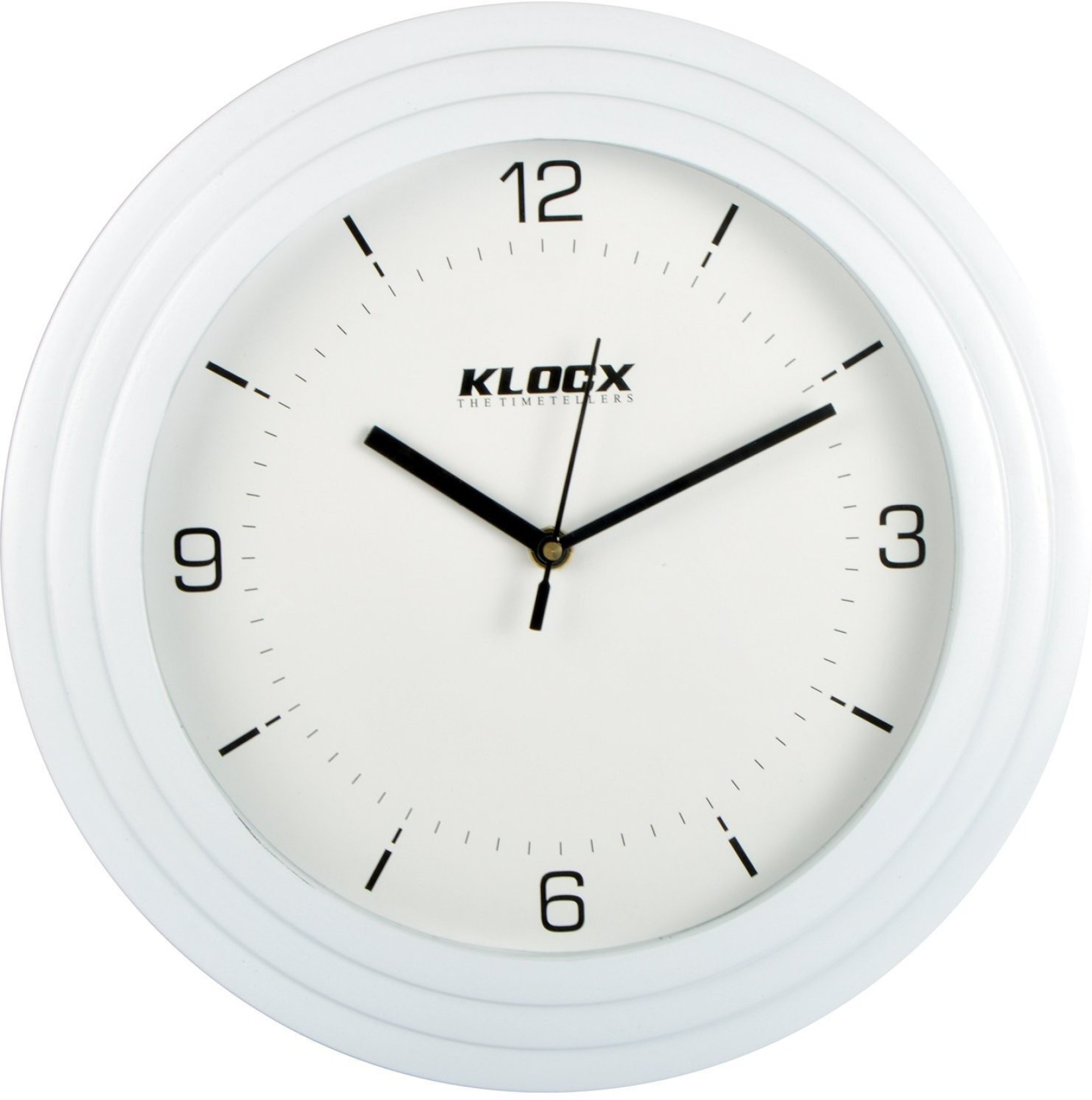 Klocx Analog Wall Clock Price In India Buy Klocx Analog