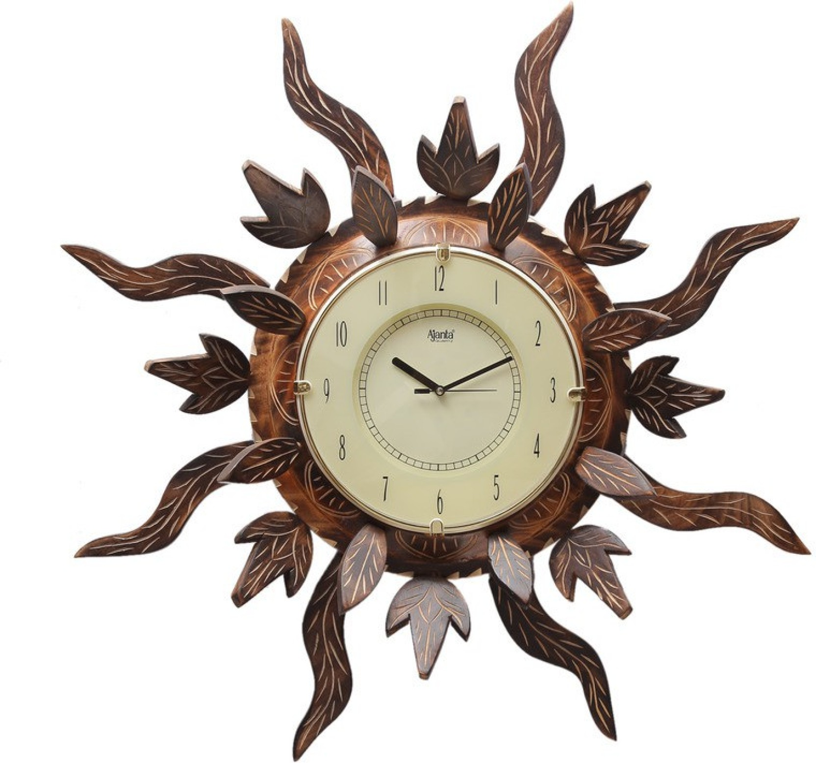 Ajanta analog wall clock price in india buy ajanta analog wall ajanta analog wall clock add to cart amipublicfo Choice Image