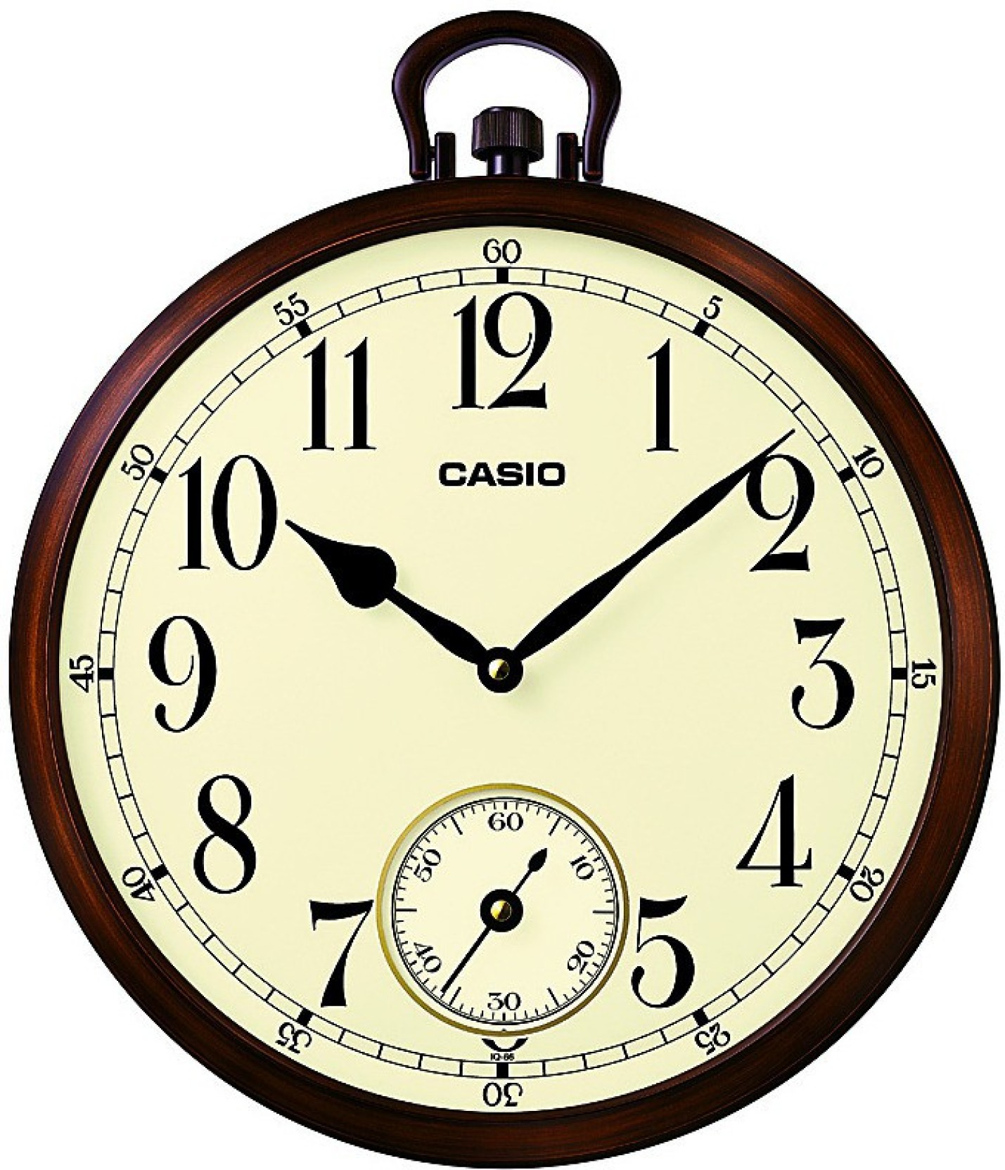 Casio Analog Wall Clock Price in India