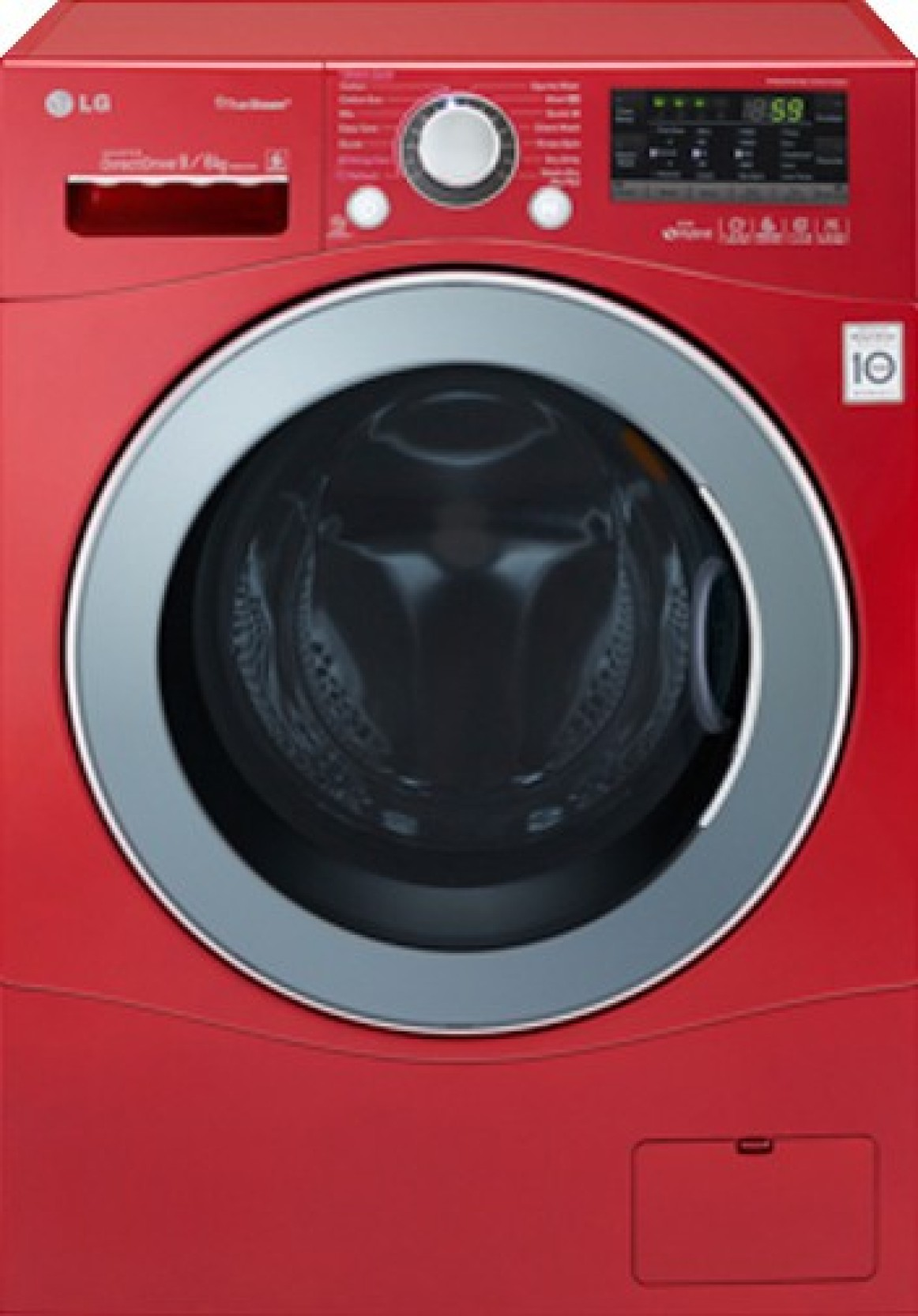 Lg 9 Kg Fully Automatic Front Load Washer With Dryer Price